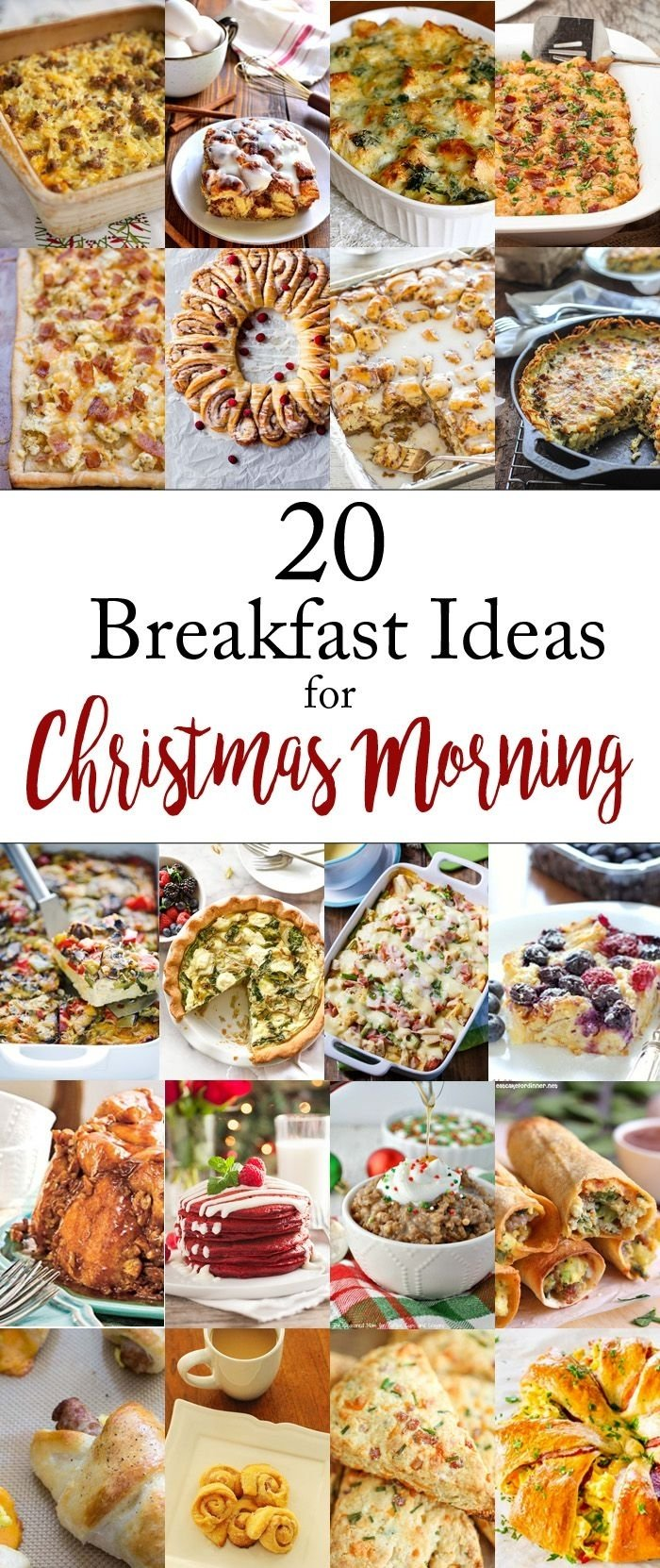 10 Perfect Breakfast Ideas For Christmas Morning christmas morning brunch ideas christmas morning breakfast 2021