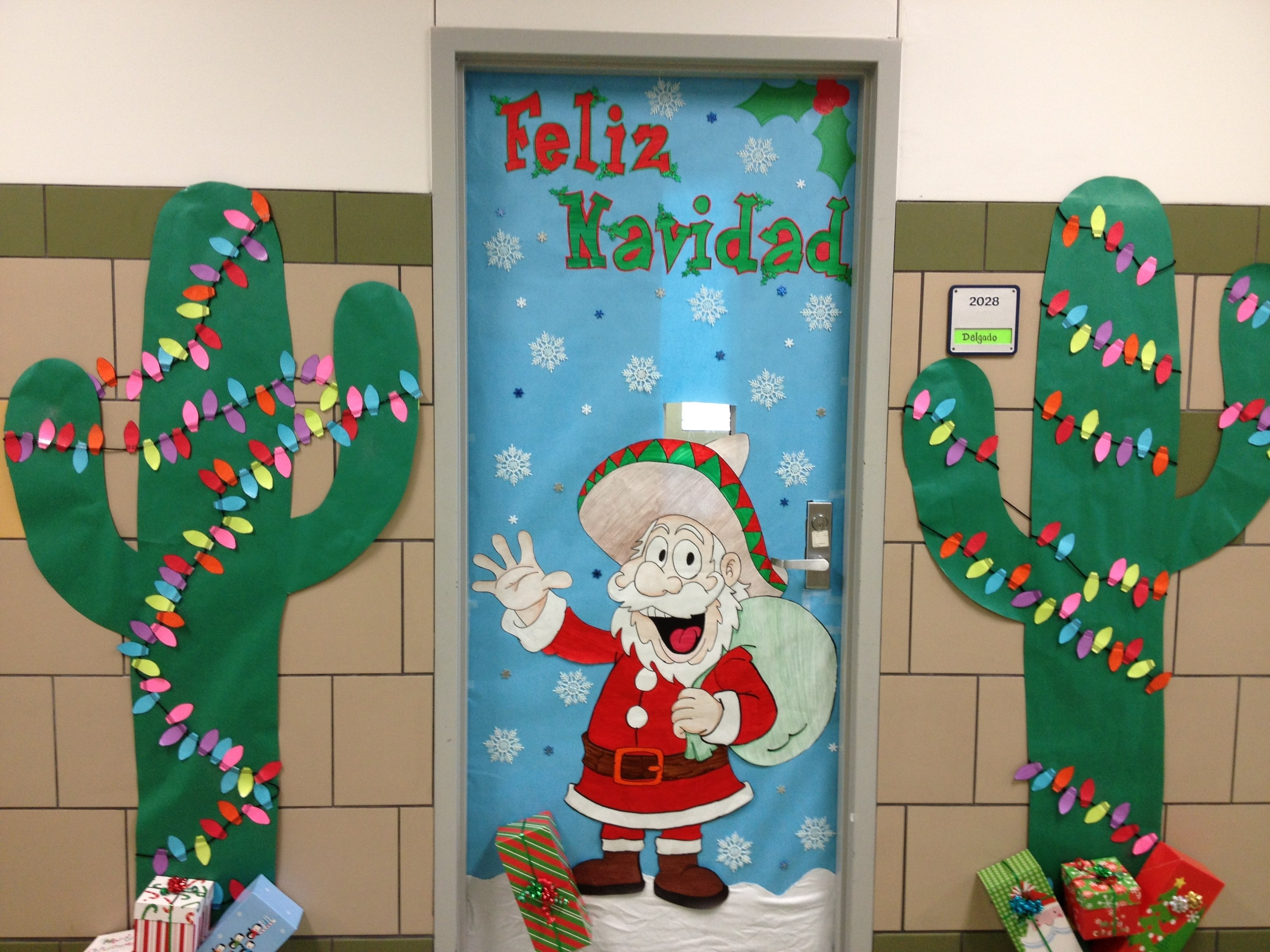 christmas office door decorating ideas. 10 Perfect Christmas Classroom Door Decorating Ideas Office Decorations A With 9