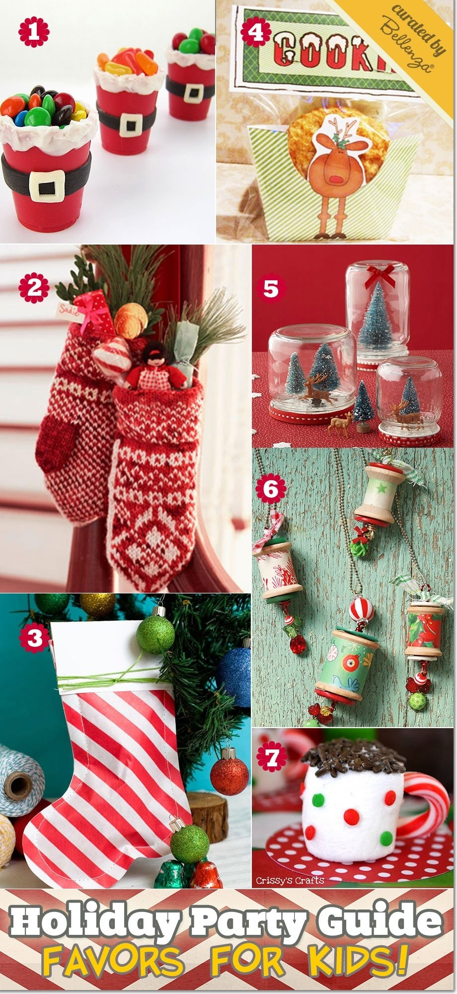 10 Fashionable Ideas For Kids Christmas Party christmas party favors 1