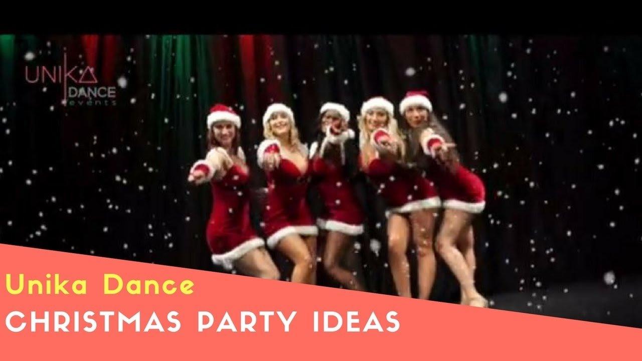10 Stylish Corporate Christmas Party Entertainment Ideas christmas party ideas dance entertainment youtube 2020