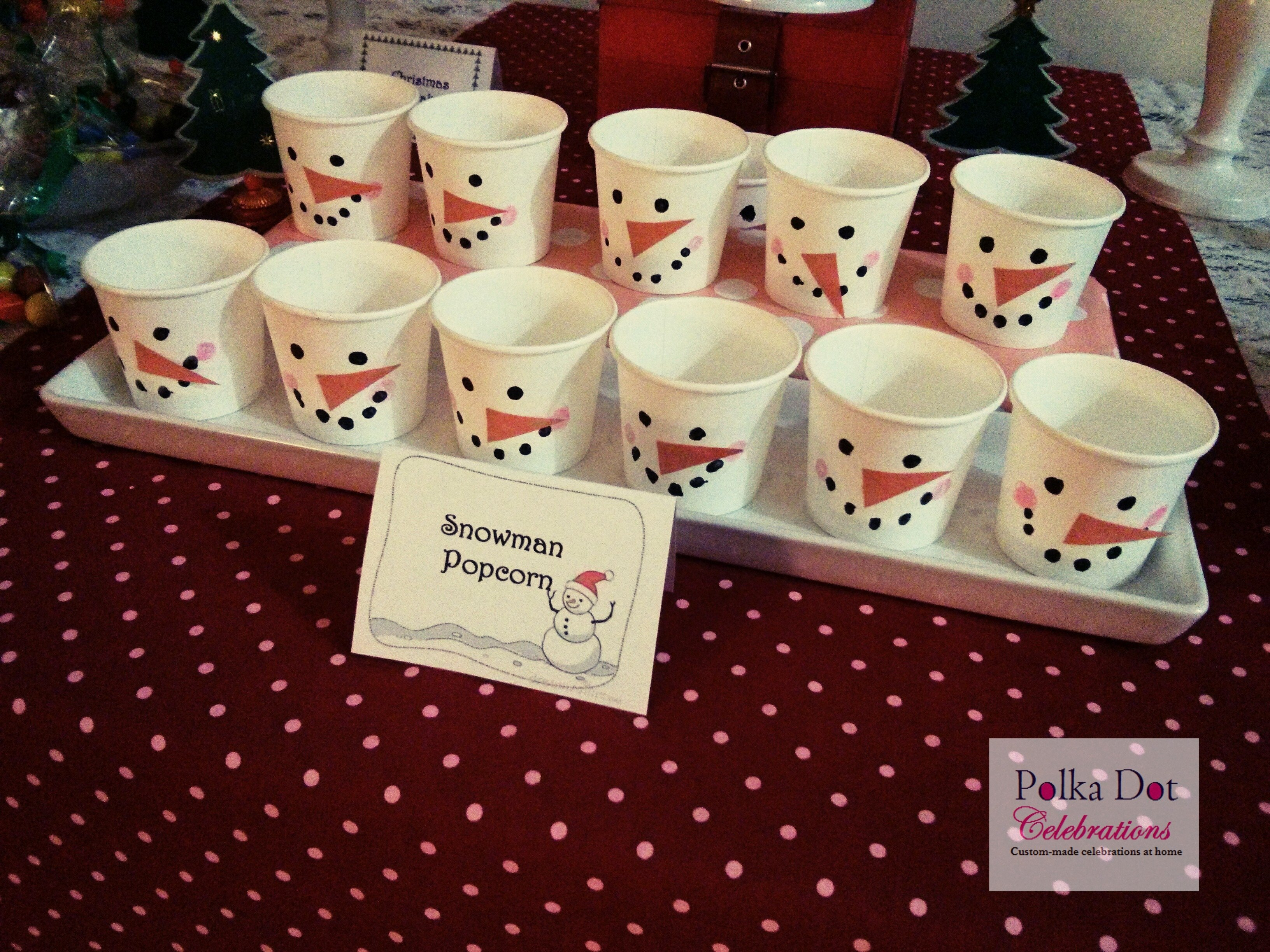 10 Stunning Christmas Picture Ideas For Children christmas party ideas for kids party polka dot celebrations 1 2021