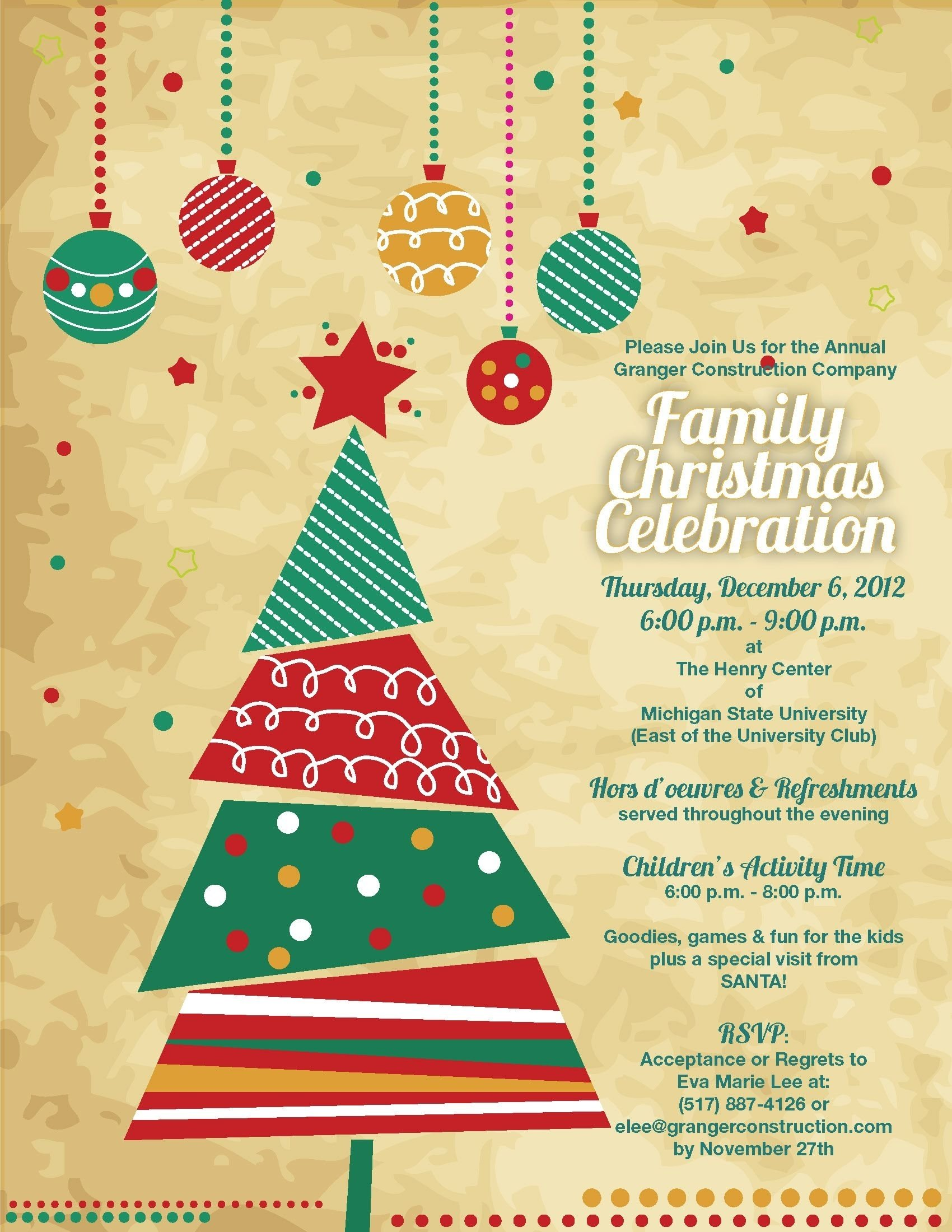 10 Most Recommended Fun Ideas For Company Christmas Parties christmas party invitations and get inspired to create your party 2021