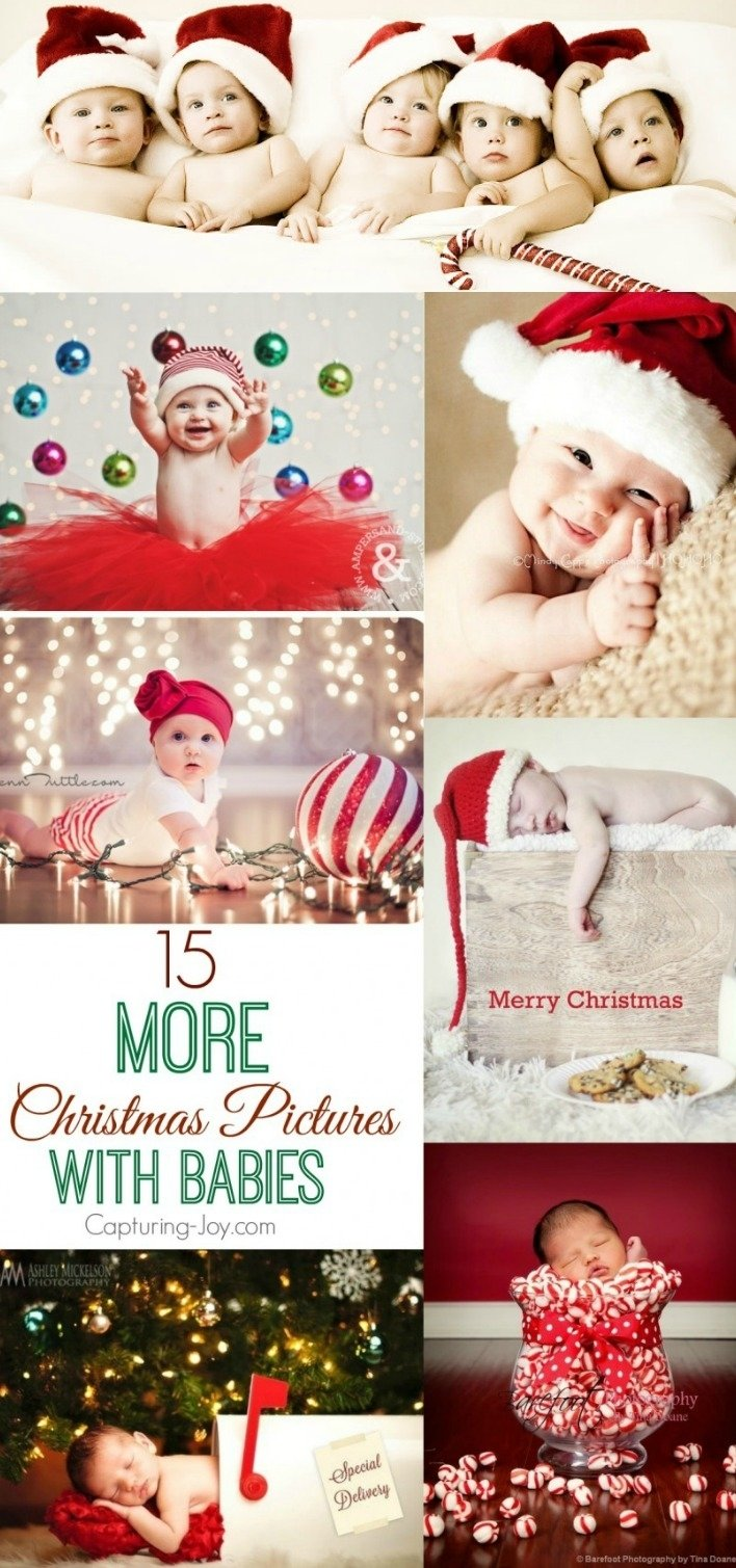 10 Gorgeous Christmas Picture Ideas For Babies christmas photo ideas 15 christmas photo ideas for babies first 2020