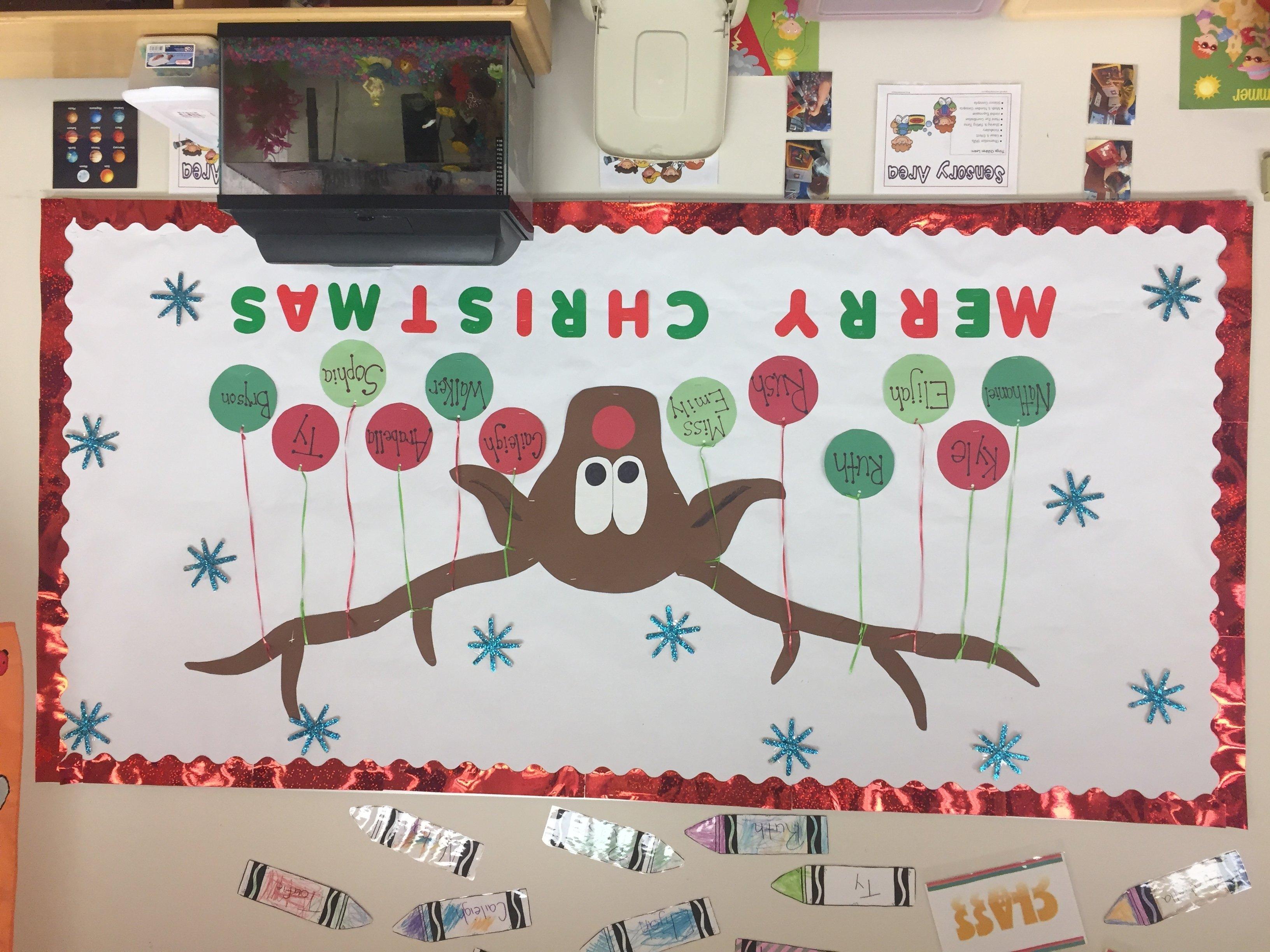 10 Famous Christmas Bulletin Board Ideas For Preschool christmas preschool bulletin board christmas bulletin board 2021