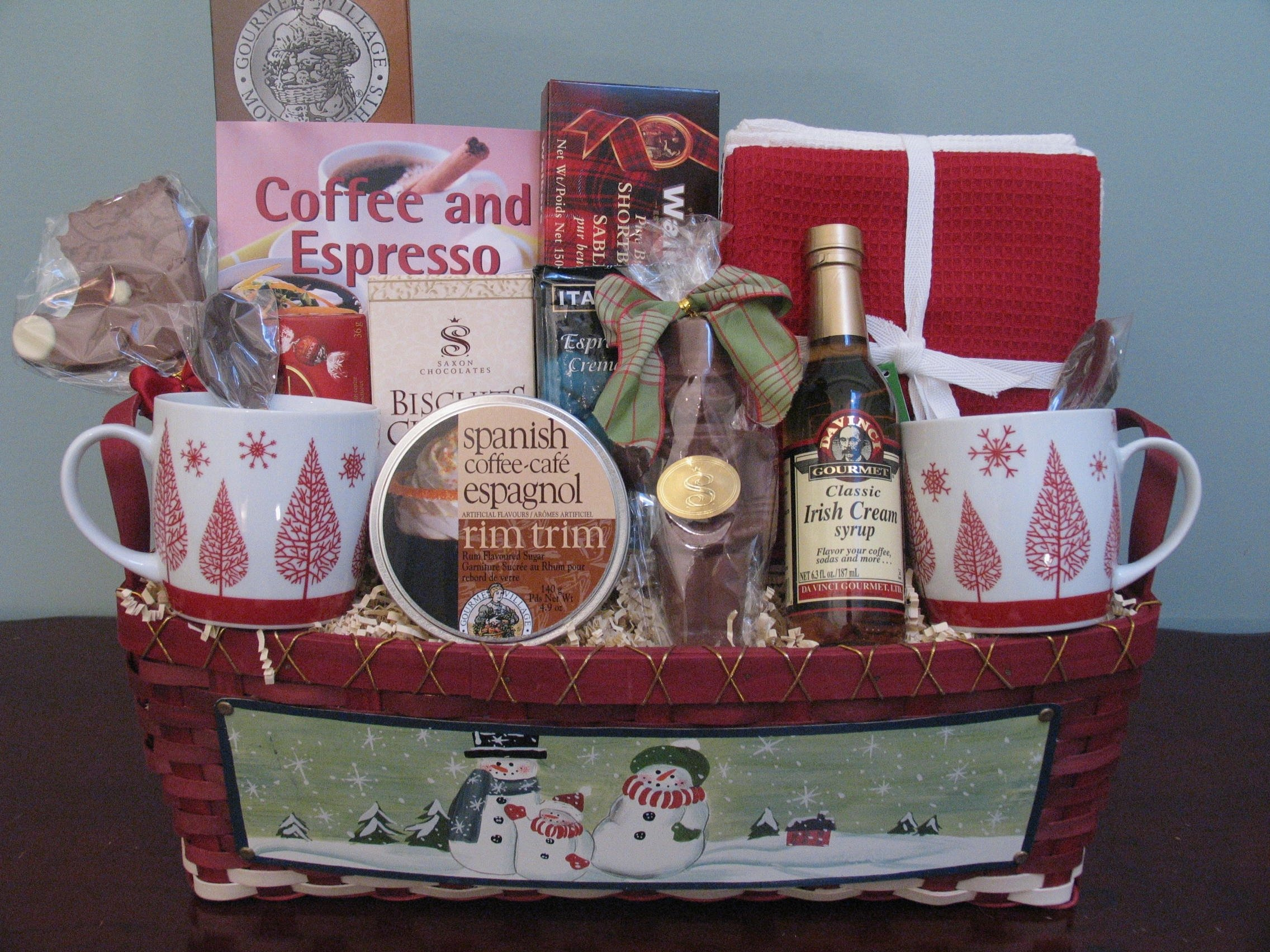 10 Unique Christmas Gift Basket Ideas To Make