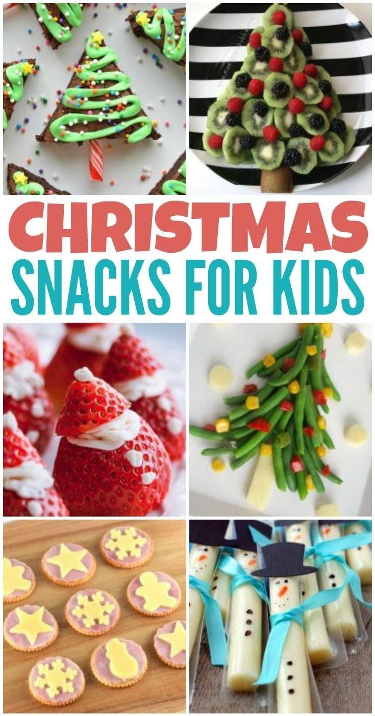 10 Best Christmas Snack Ideas For Kids christmas snack ideas for kids kreative in life kinderland 2020