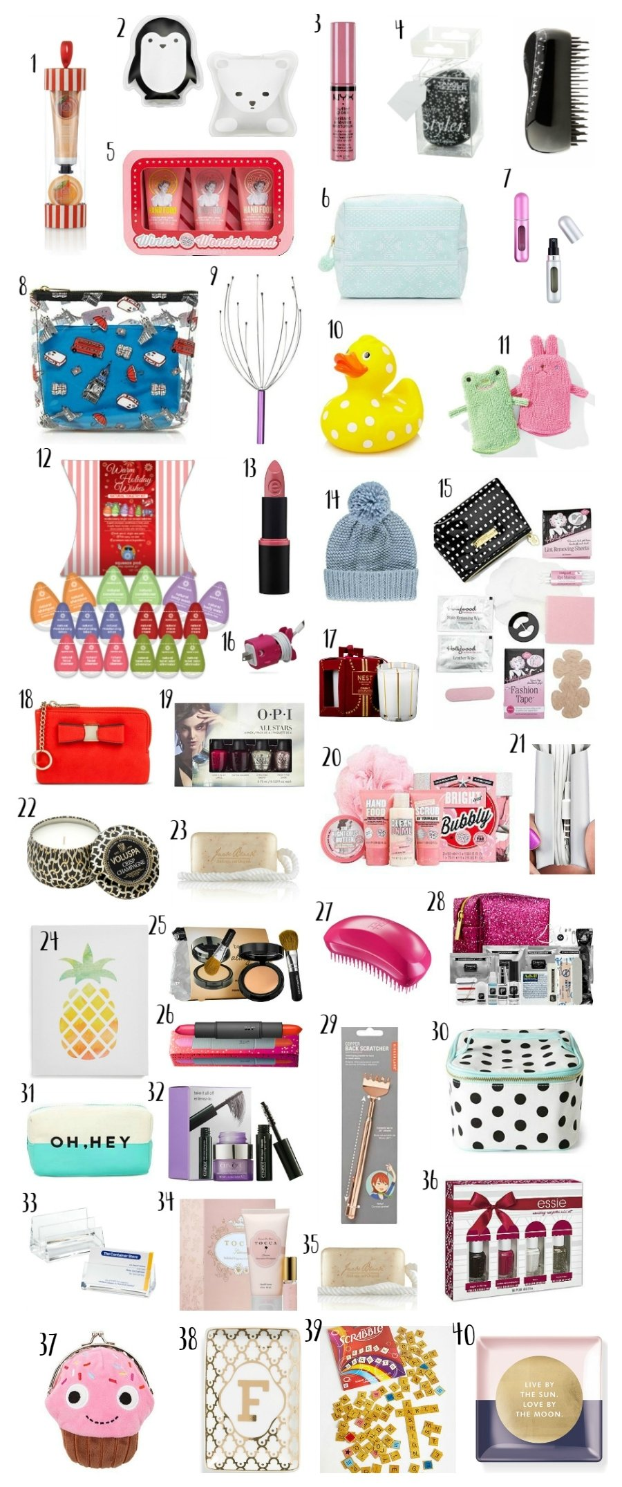 10 Trendy Stocking Stuffers Ideas For Women christmas stocking stuffer ideas ashley brooke nicholas 1 2020