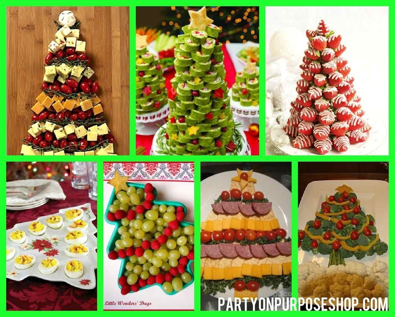 10 Great Christmas Eve Party Food Ideas christmas tree party week food and drink party on purpose 2021