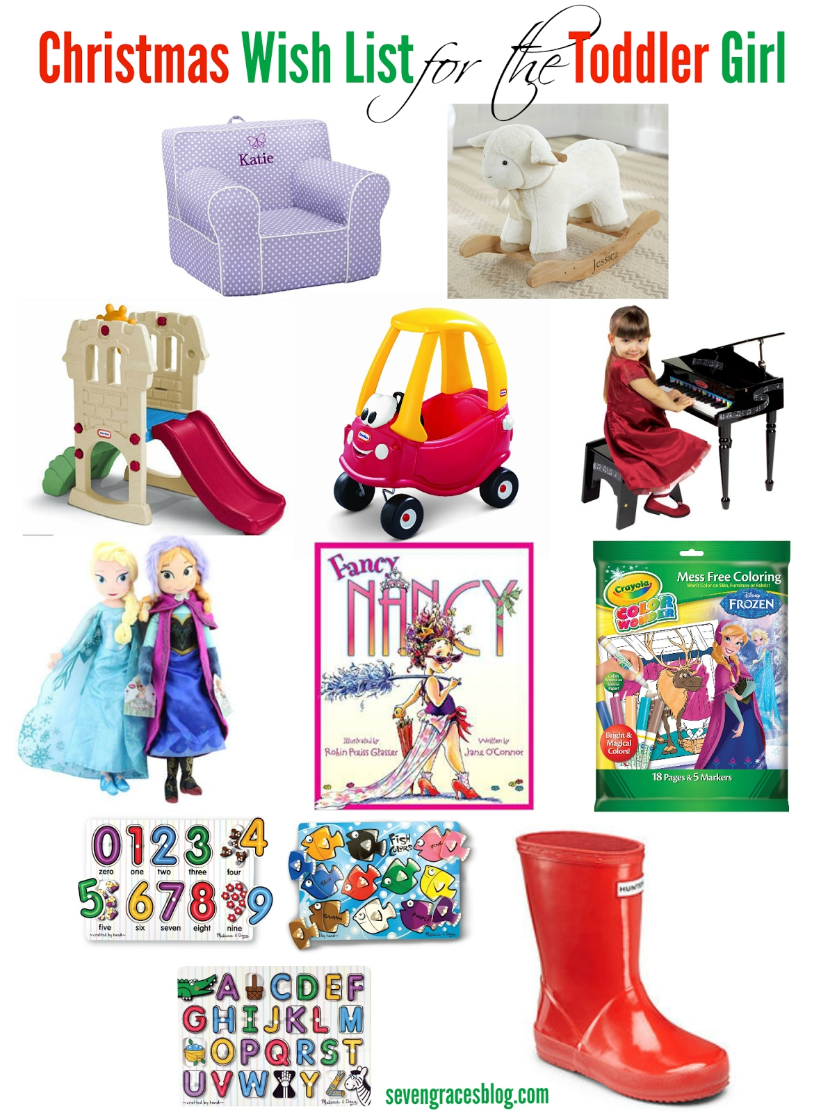 10 Attractive Holiday Gift Ideas For Kids christmas wish list for the toddler seven graces 1 2021