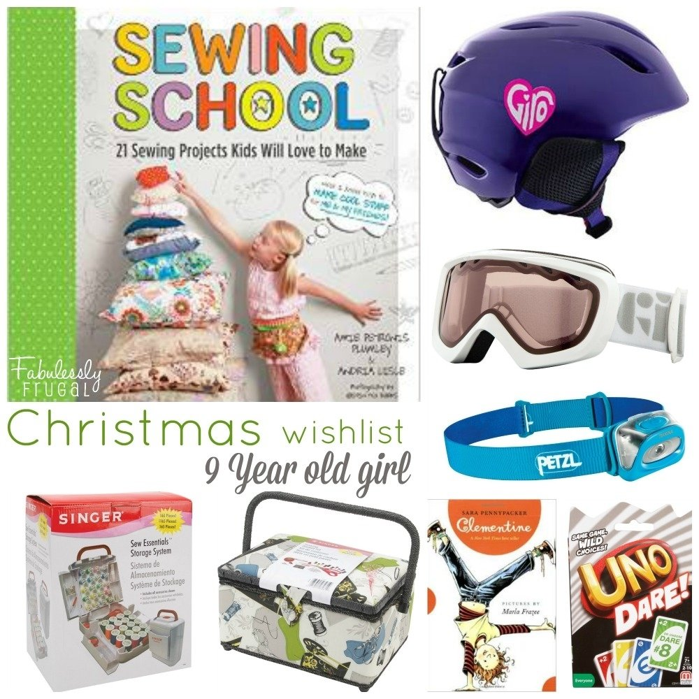 10 Nice Gift Ideas For 12 Year Old Daughter christmas wishlist 9 year old girl 2020