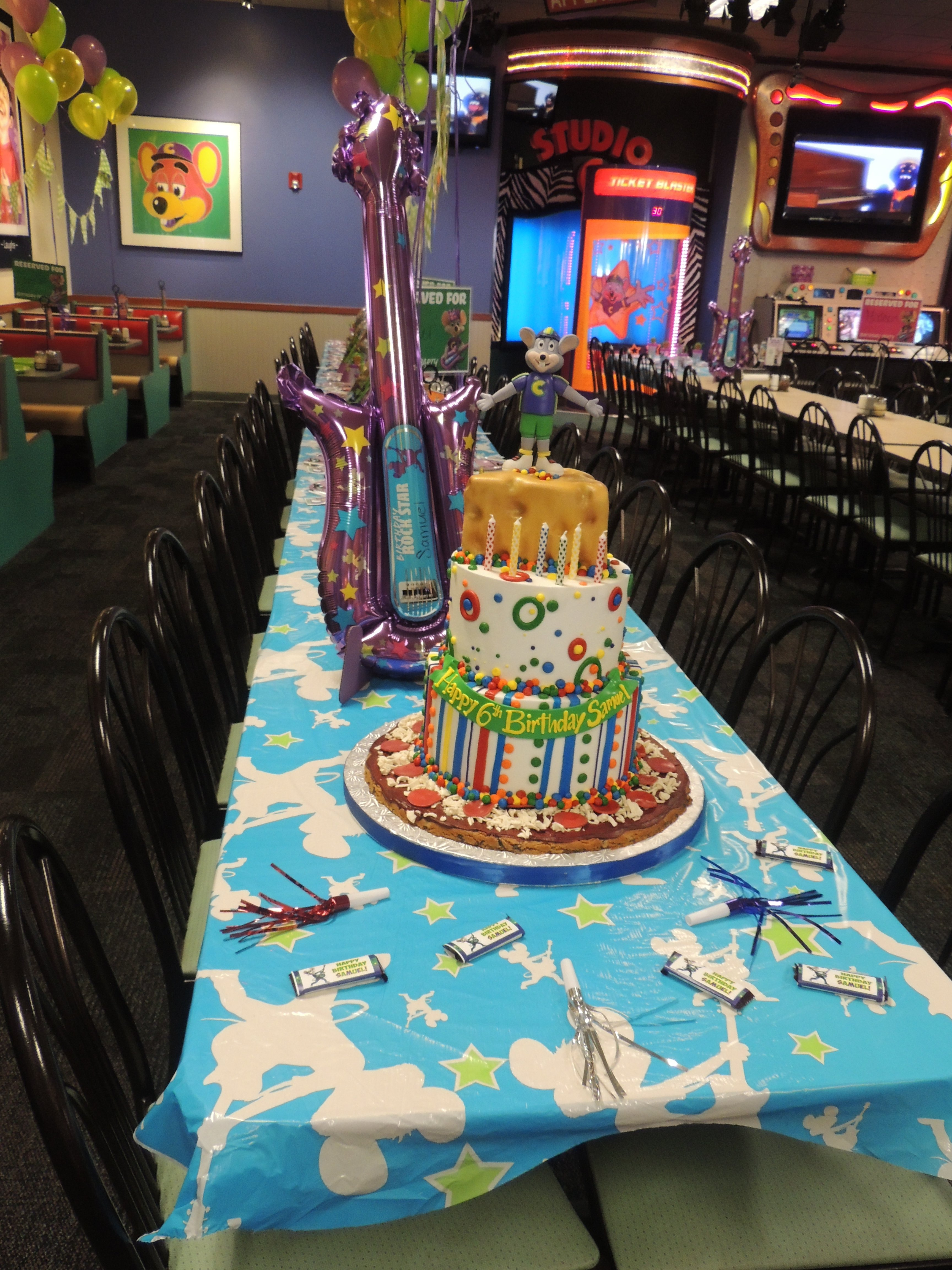 10 Elegant Chuck E Cheese Party Ideas chuck e cheese birthday birthday party pinterest birthdays 2020