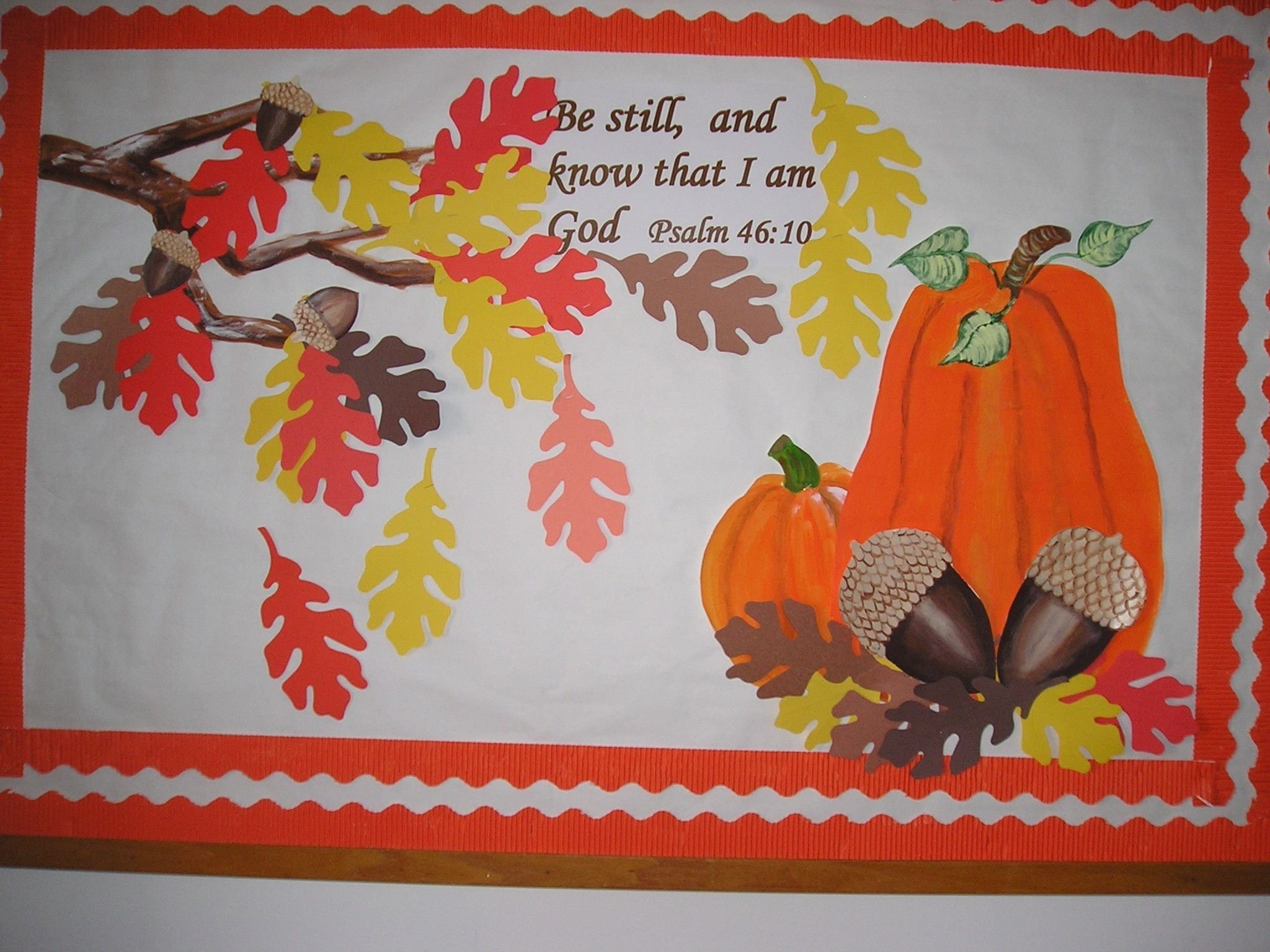 church bulletin board for fall | church bulletin boards | pinterest