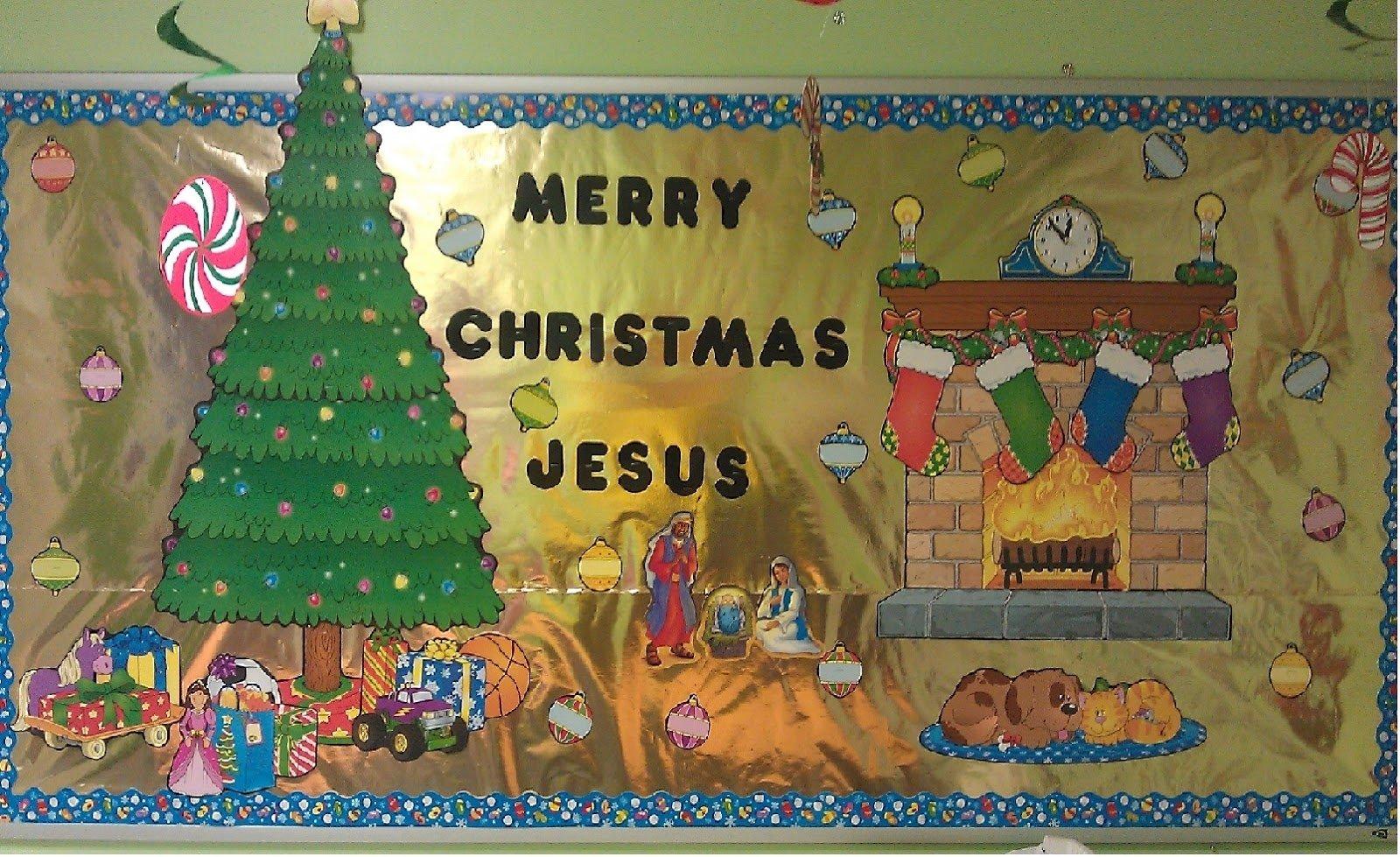 10 Ideal Christmas Church Bulletin Board Ideas church house collection blog christmas nativity scene bulletin 2020