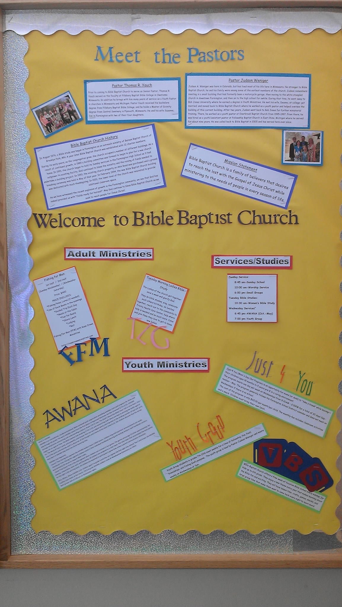church information board idea | bulletin board ideas | church