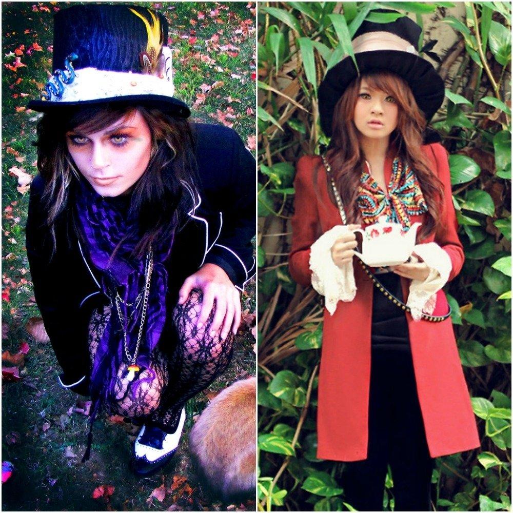 10 Gorgeous Alice And Wonderland Costume Ideas chxff how fashion bloggers do halloween 14 costume ideas 2020