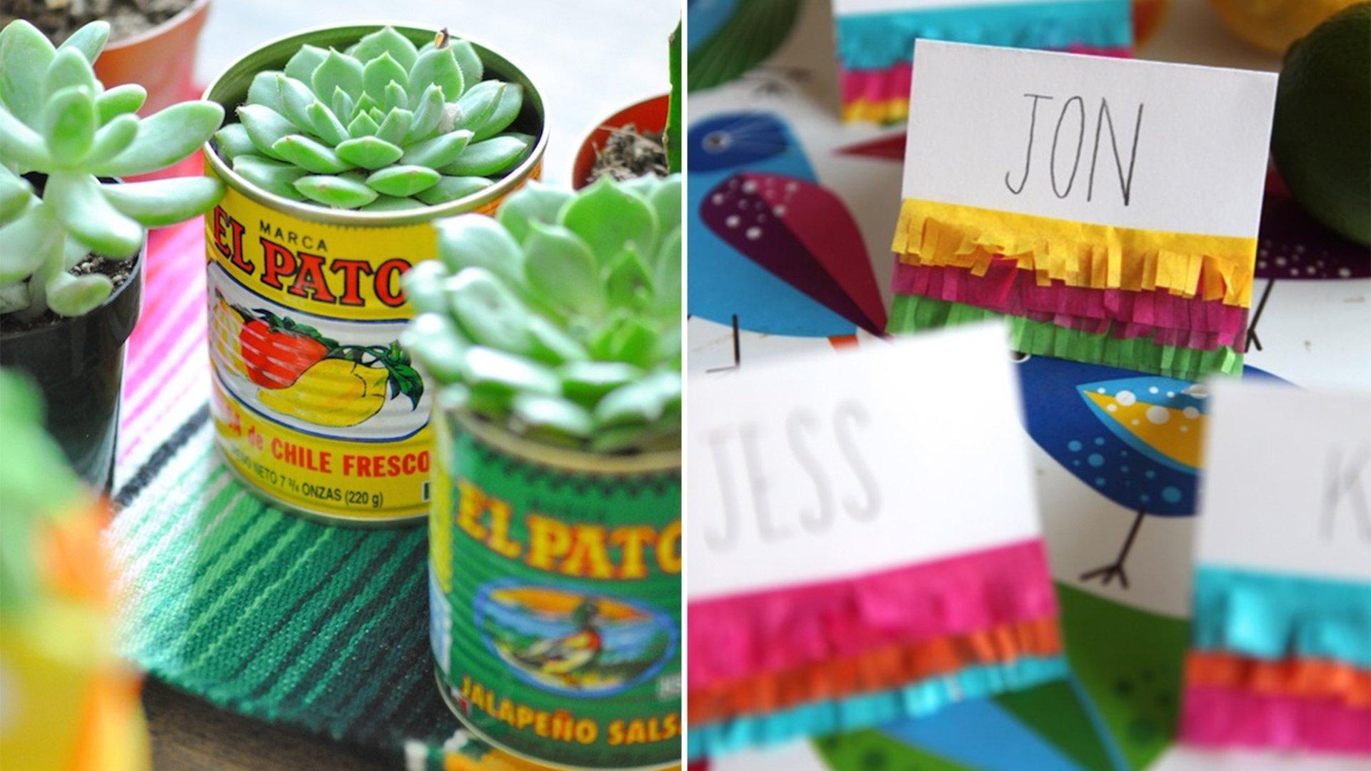 cinco de mayo decorations: 10 diys and party ideas