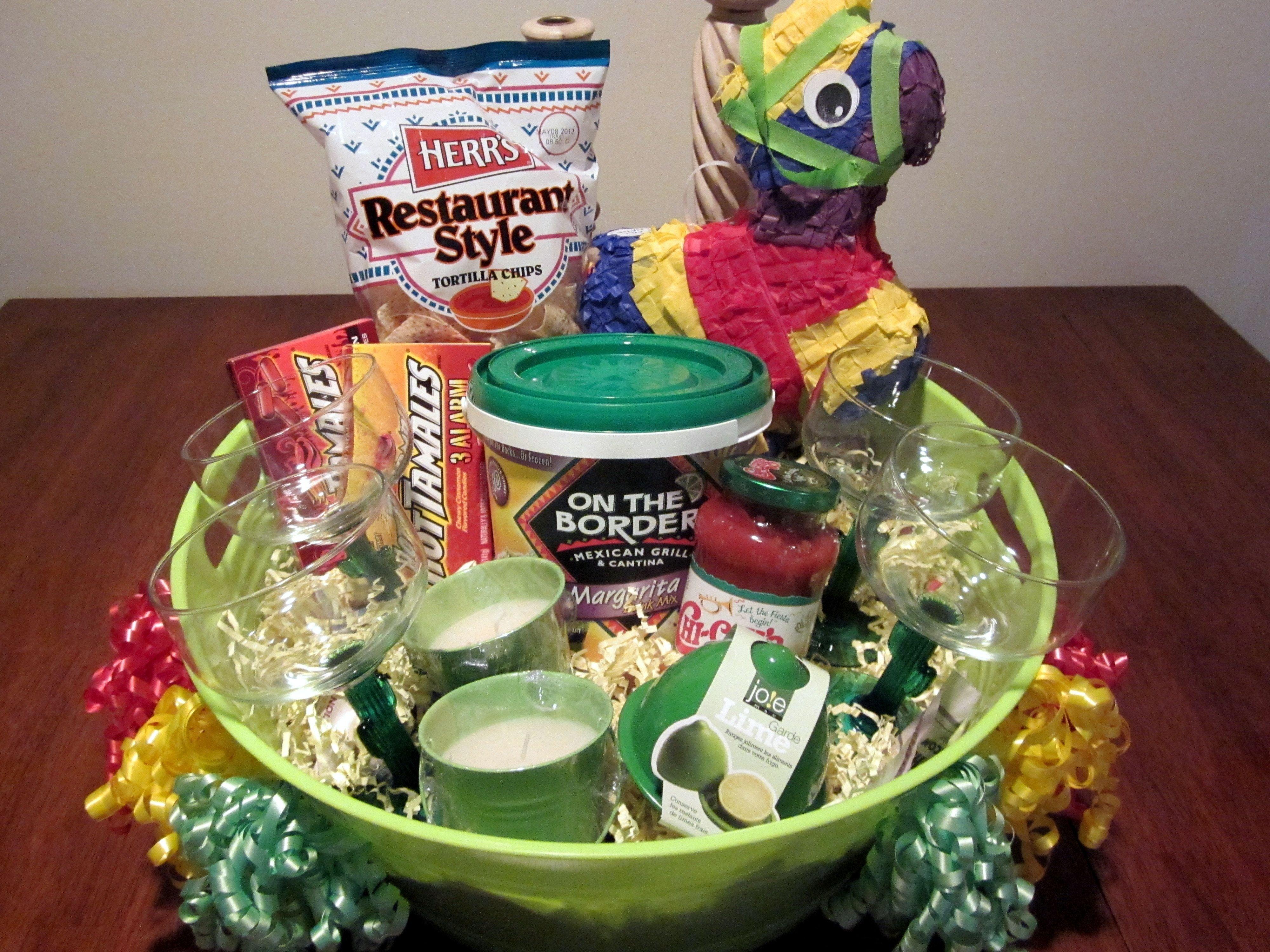 10 Attractive Cinco De Mayo Gift Ideas cinco de mayo gift basket margarita mix margarita glasses lime 2020