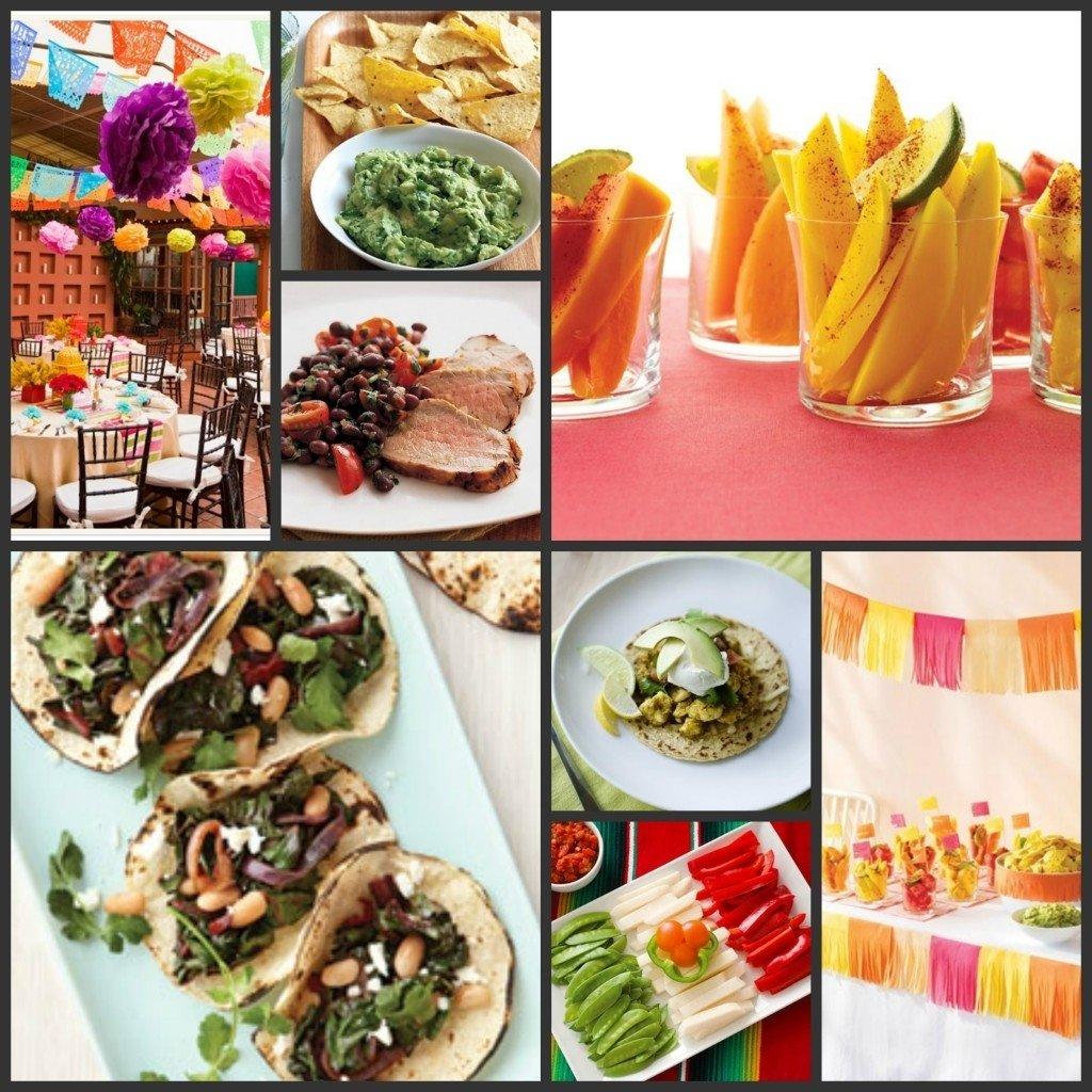 cinco de mayo party decoration ideas | photo credit outdoor party