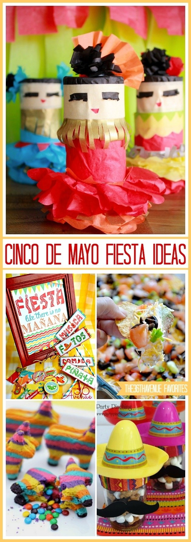 10 Fantastic Ideas For Cinco De Mayo Party cinco de mayo party ideas the 36th avenue 1