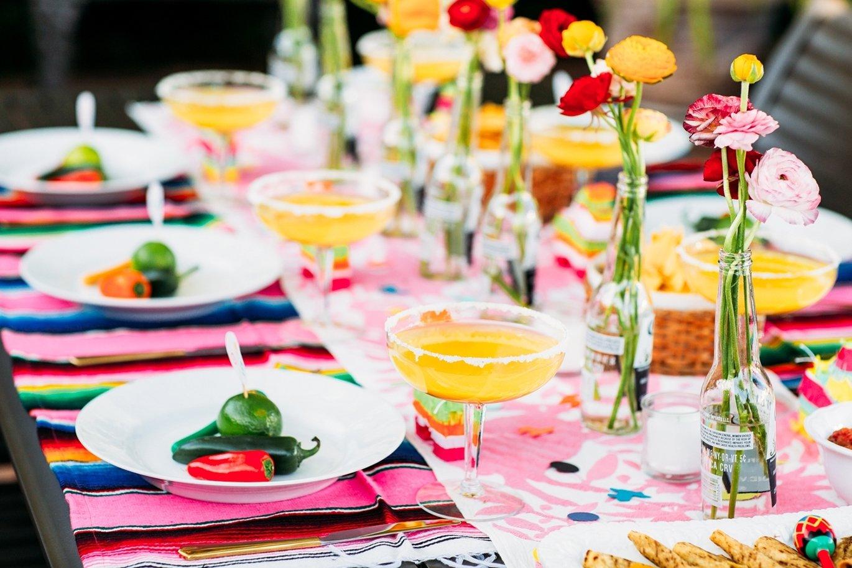 10 Fantastic Ideas For Cinco De Mayo Party cinco de mayo pool party brooke du jour 1