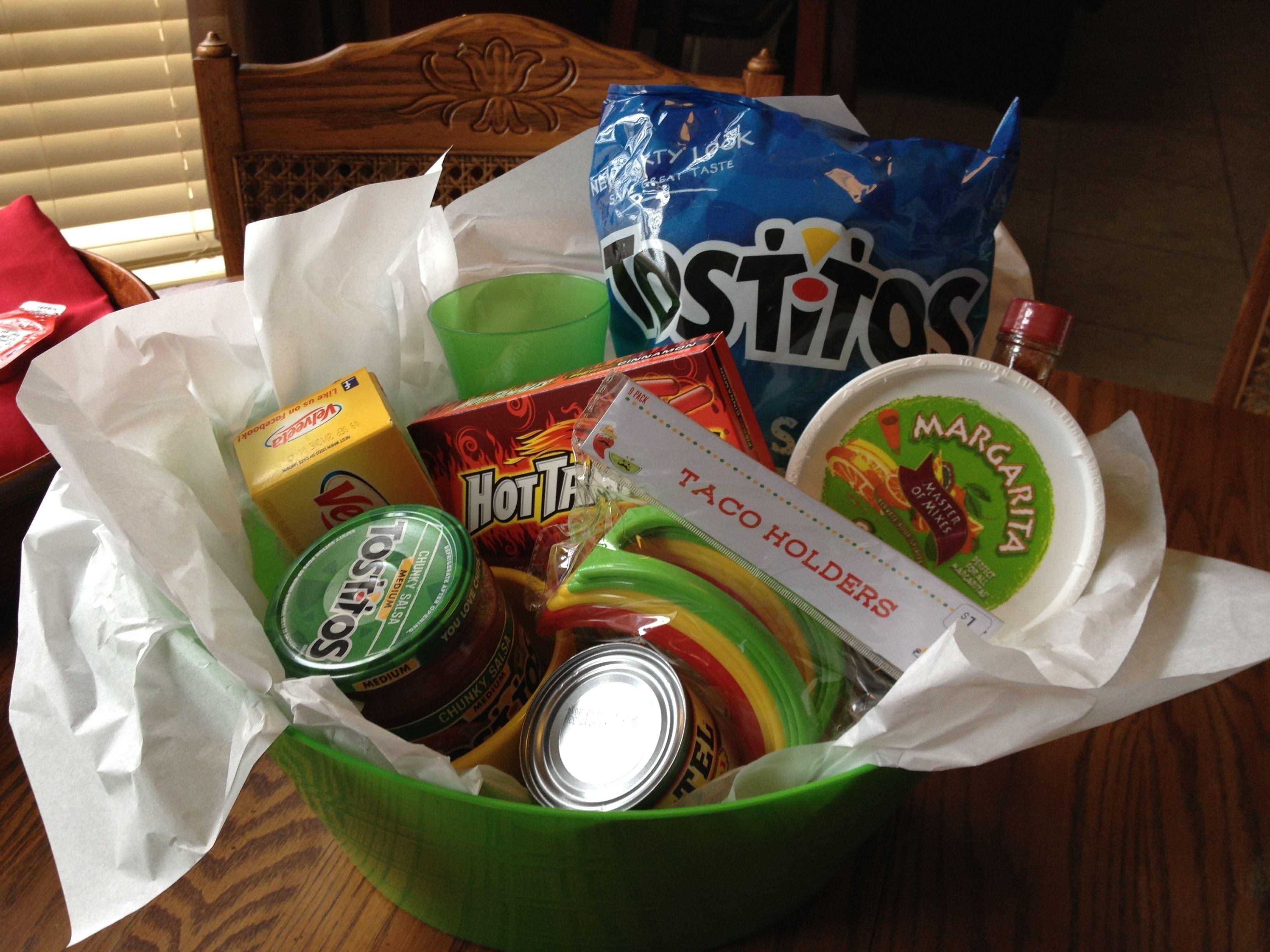 10 Attractive Cinco De Mayo Gift Ideas cinco de mayo themed basket bunko prize or great for raffles 2020
