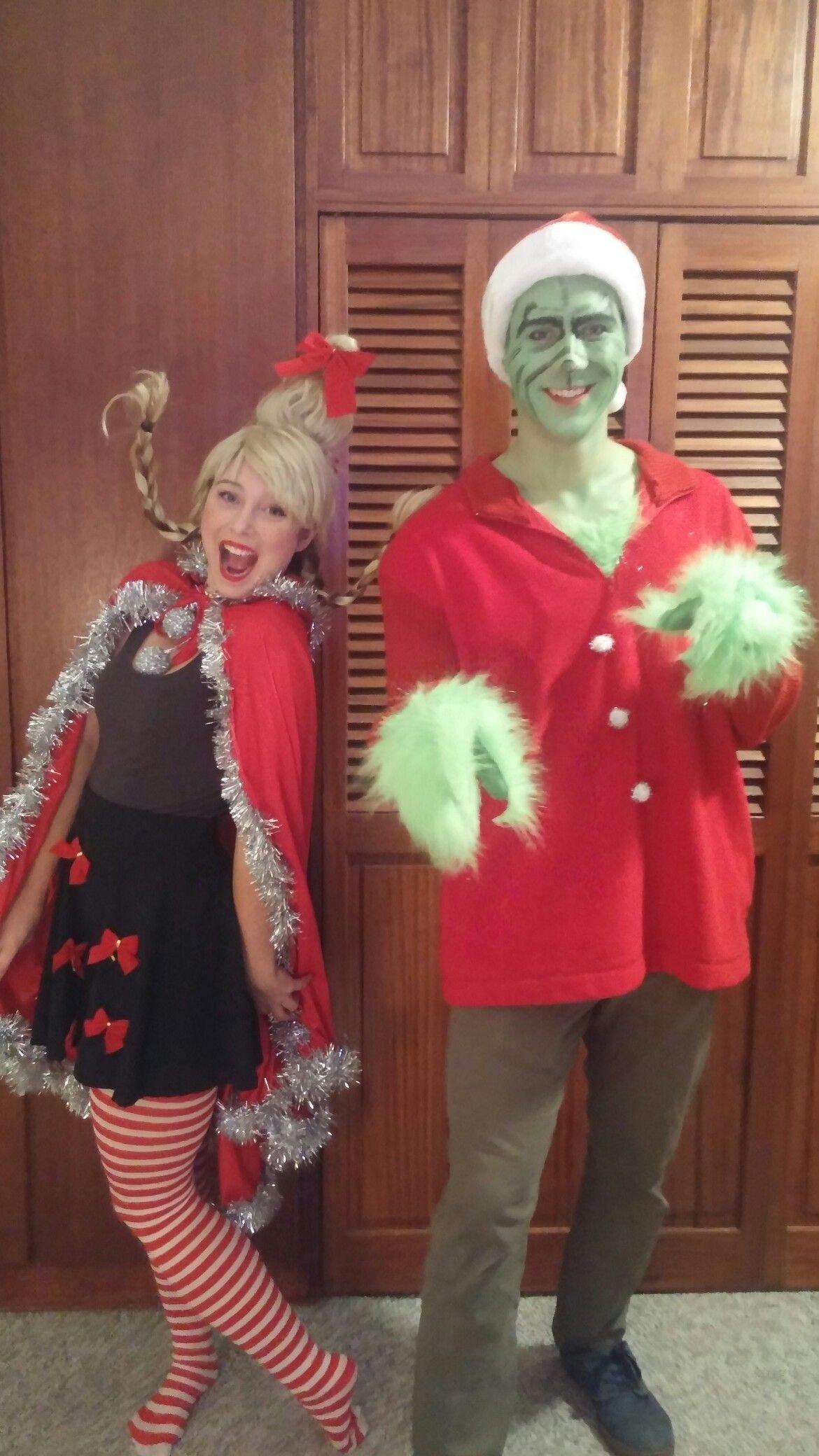 10 Stylish Cindy Lou Who Costume Ideas cindy lou who and the grinch diy halloween costumebradie jackson