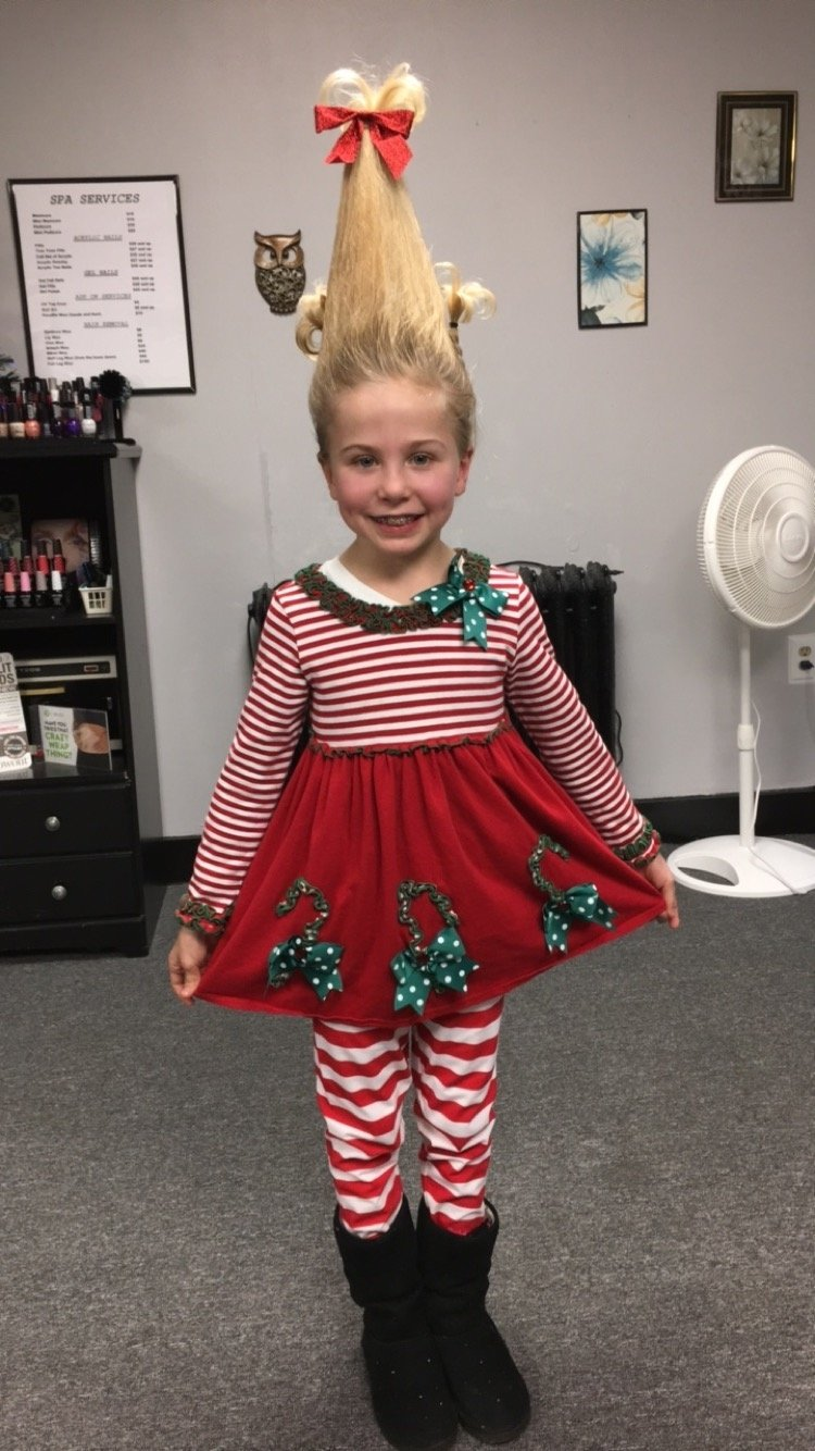 cindy lou who costume | halloween | pinterest | costumes, grinch and