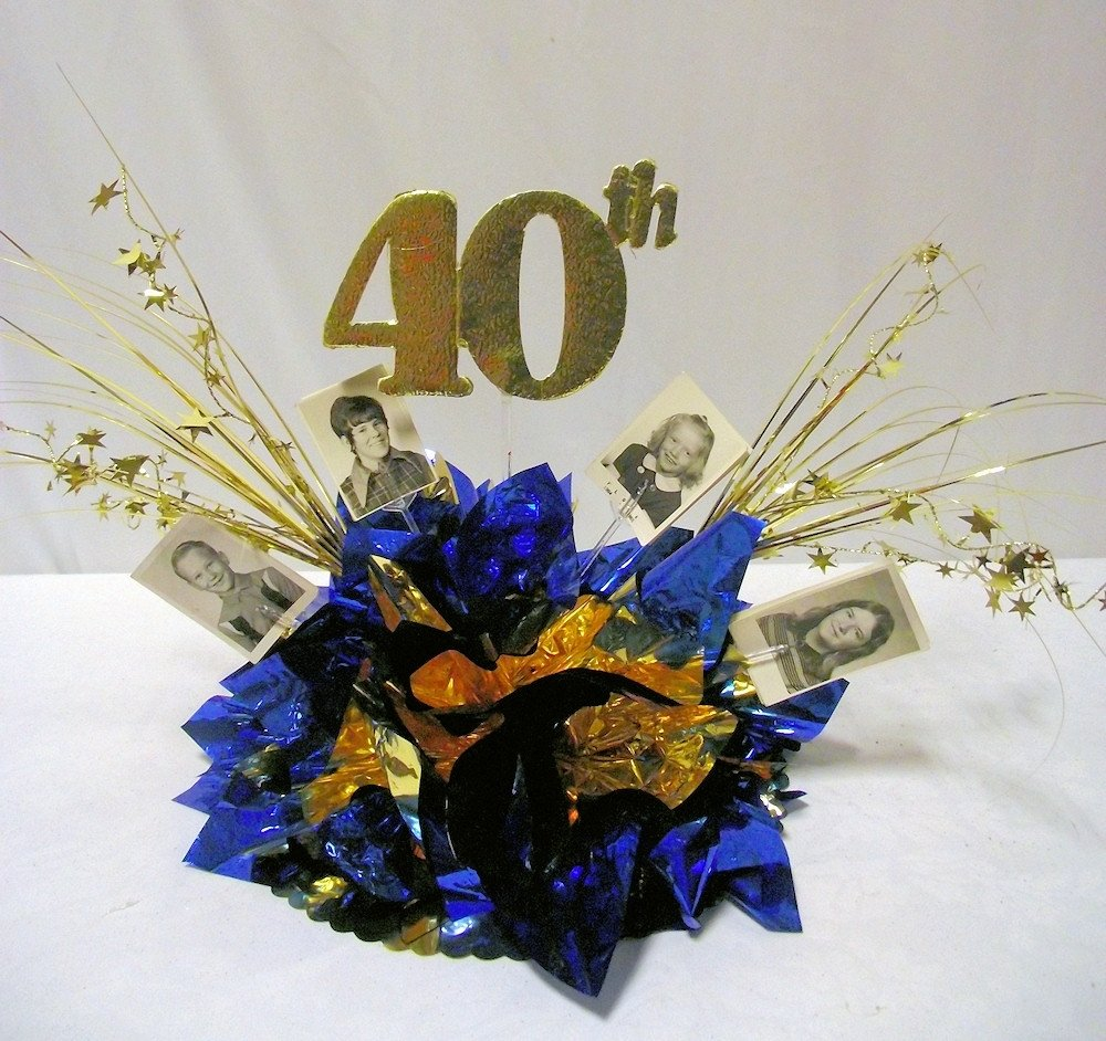 10 Unique 40Th High School Reunion Ideas class reunion table decorations memorial wall 50th 1000 class 2021