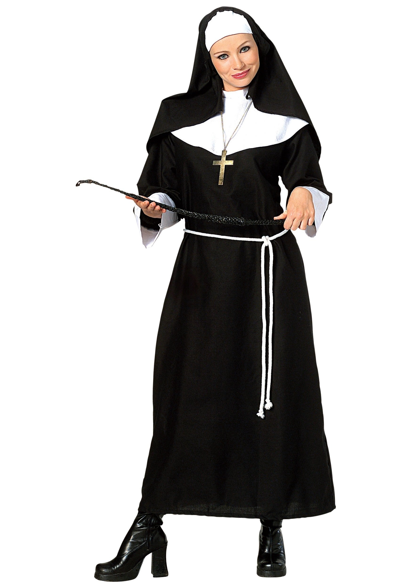 10 Stunning Halloween Costumes For Women Ideas classic nun adult costume womens traditional religious costume ideas 2020
