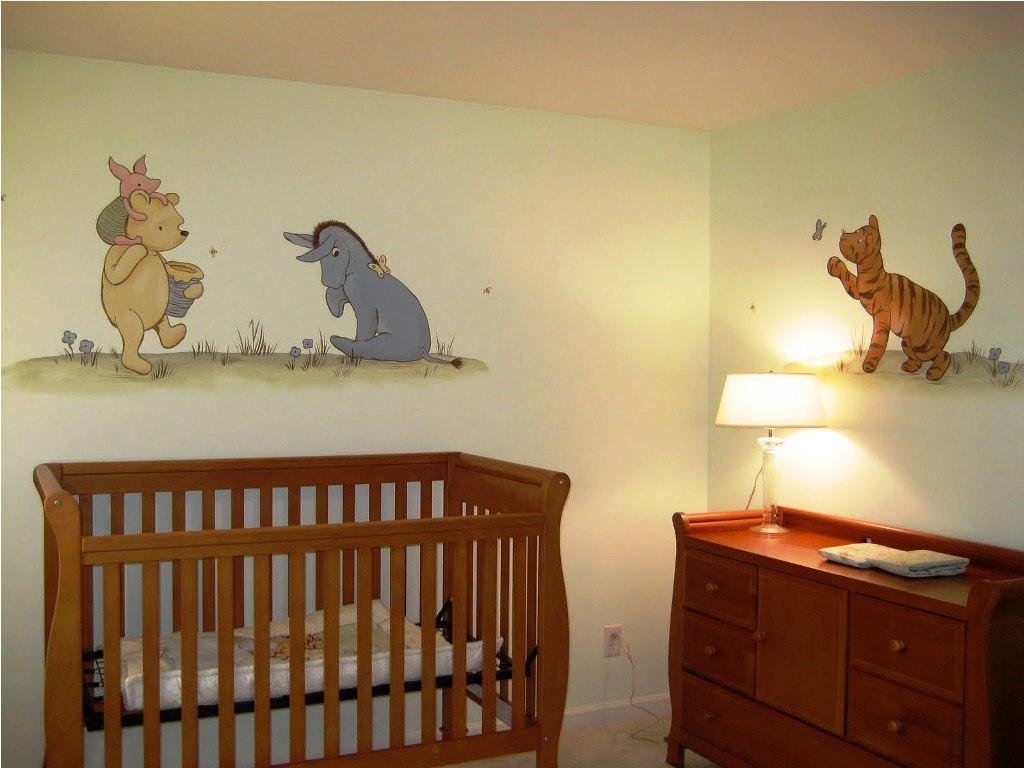 Original Winnie The Pooh Nursery | www.topsimages.com