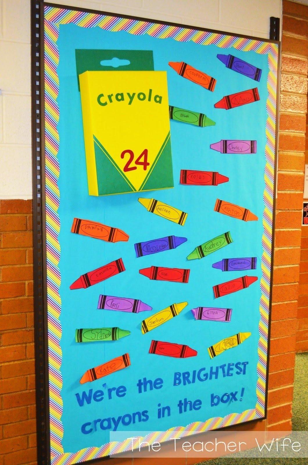 10 Ideal Beginning Of Year Bulletin Board Ideas classroom door decor ideas classroom door doors and bulletin board 4