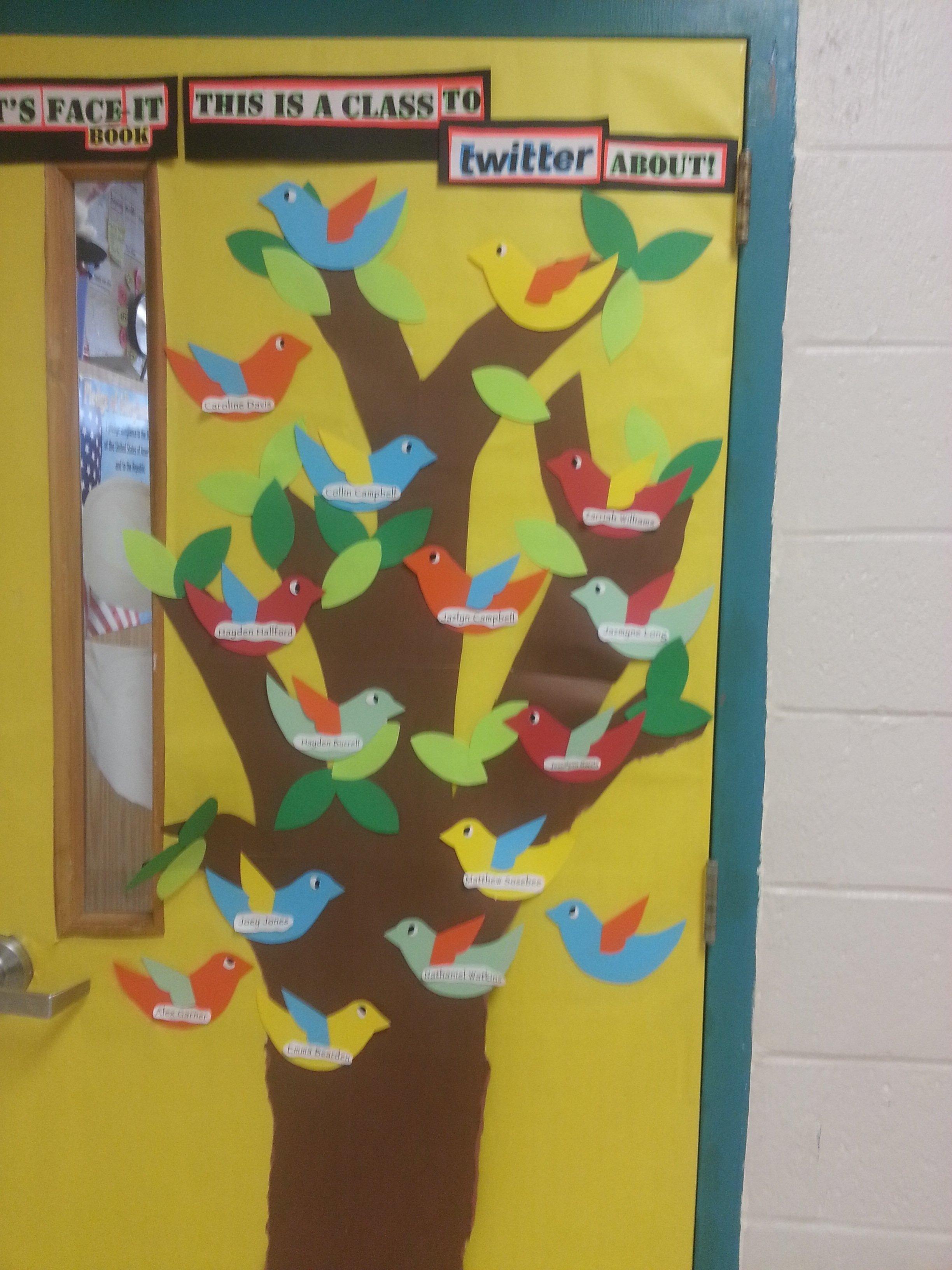 10 Beautiful Back To School Decoration Ideas classroom door decorating ideas my creative palette 2 2021