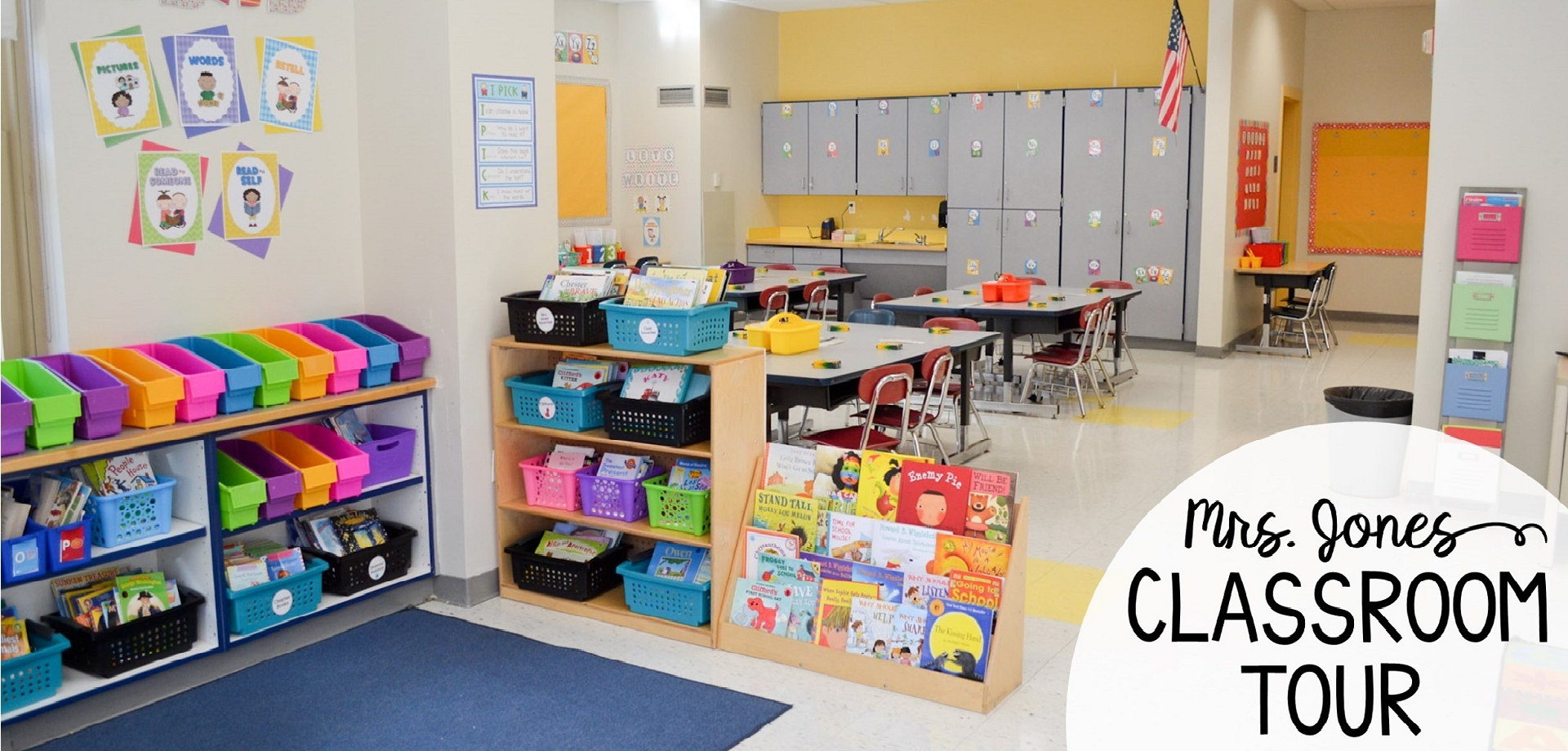 10 Fantastic Middle School Classroom Decorating Ideas classroom pictures back to school classroom decor classroom setup 2020