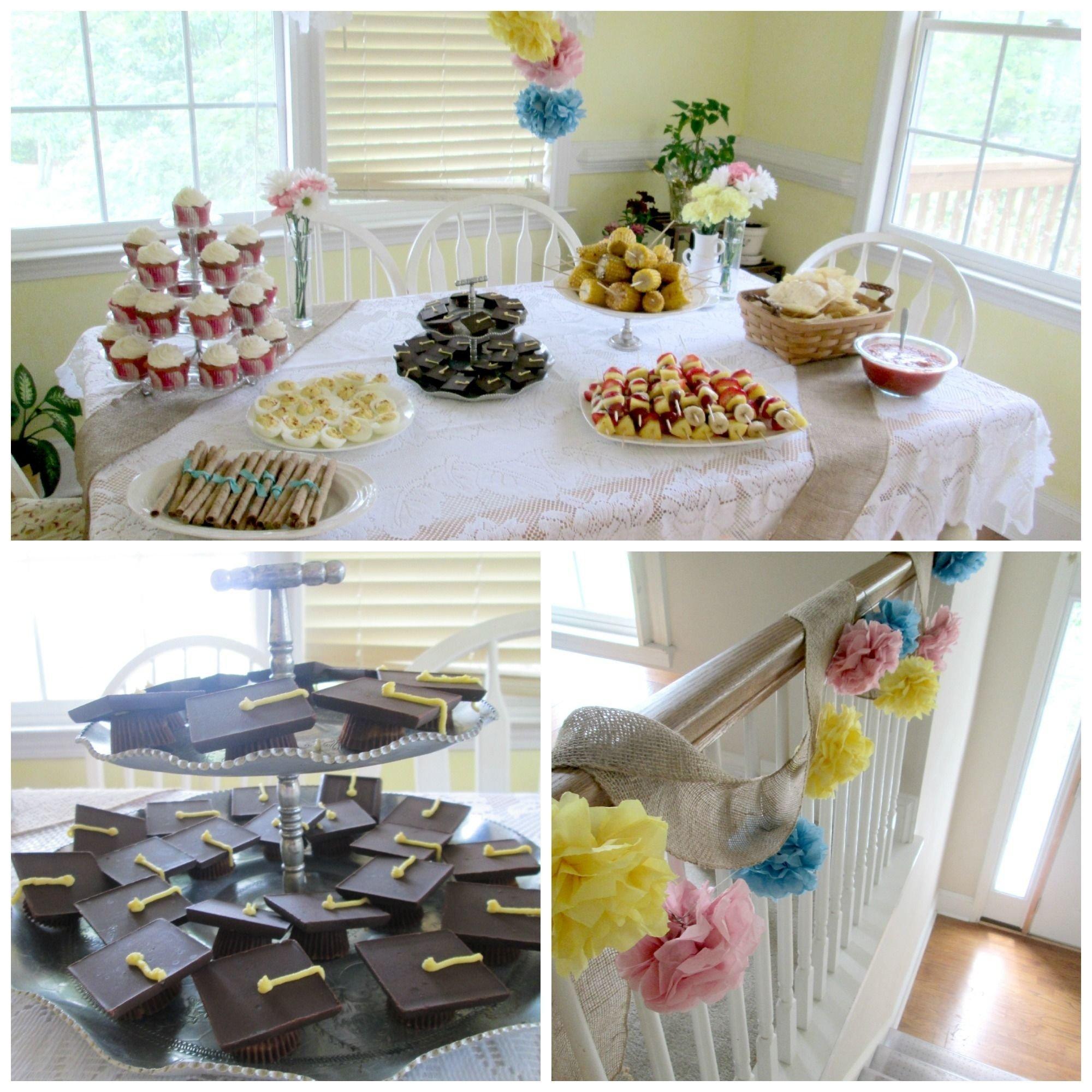 10 Fabulous Graduation Party Ideas Martha Stewart classy graduation party graduation party pinterest grad 2020