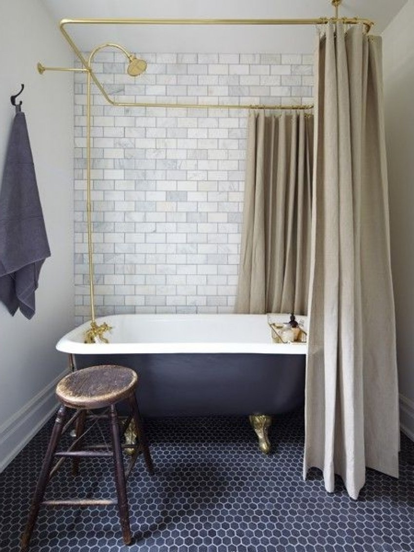 10 Unique Clawfoot Tub Shower Curtain Ideas 180 X 70 E280a2