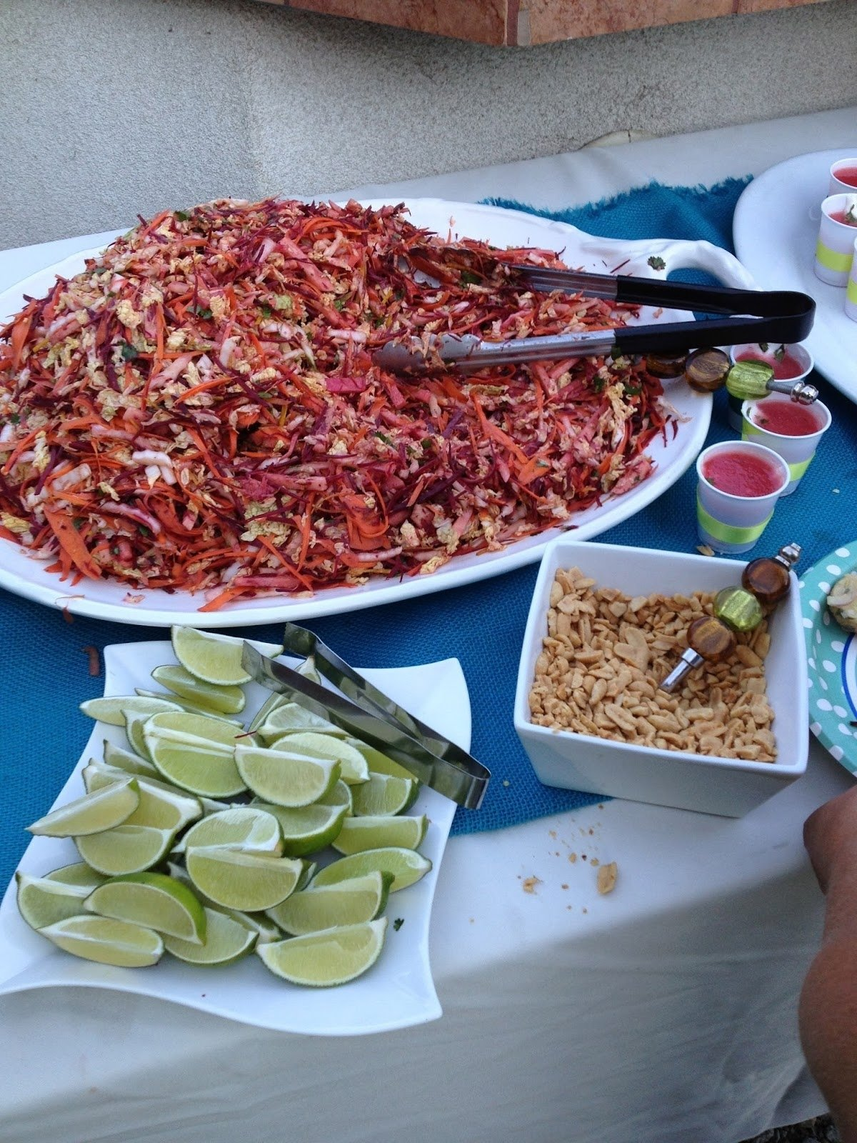 10 Most Popular Food Ideas For Large Parties clean and light summer party food for moms 60th birthday maureen 2020