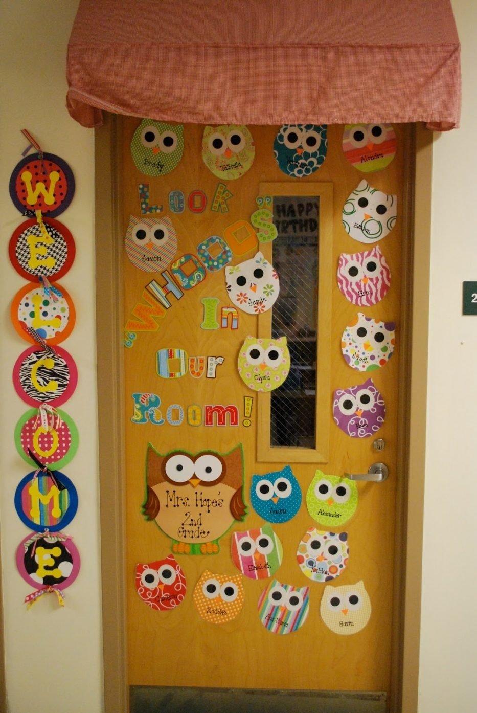 10 Best Door Decorating Ideas For School clever halloween office decorating ideas door thanksgiving 2021