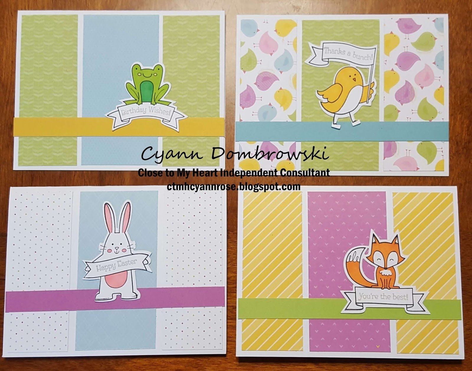 10 Best Close To My Heart Card Ideas close to my heart ctmh consultant cyann penelope 8 card kit close 2021