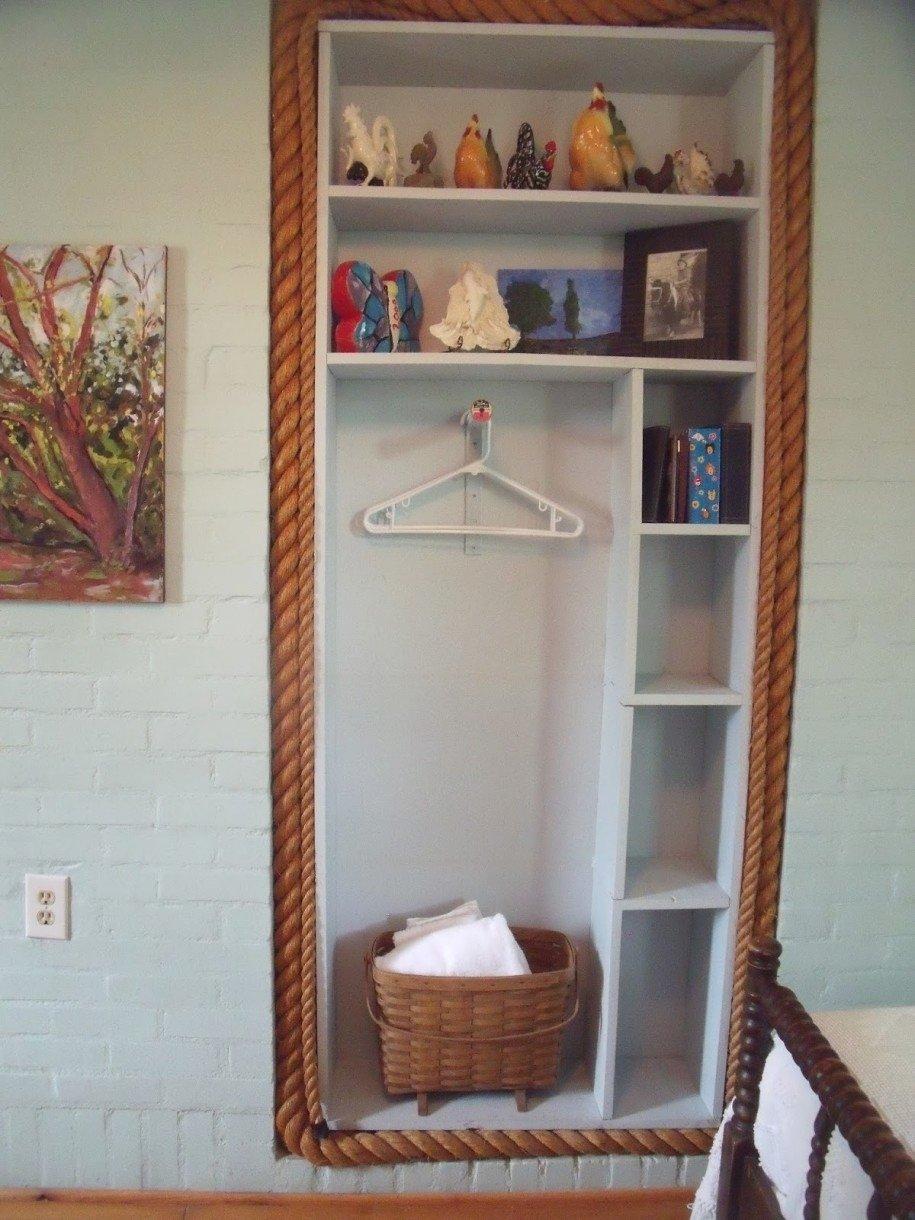 10 Pretty Closet Ideas For Small Bedrooms closet ideas for small bedroom 2020