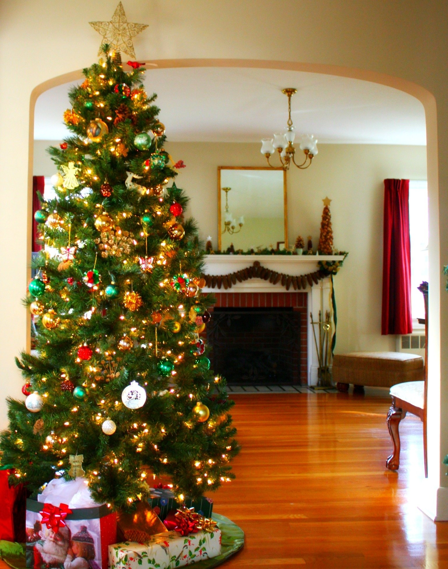 10 Unique Christmas Tree Decorating Ideas For 2012 collection christmas tree decorating tips pictures patiofurn 2020