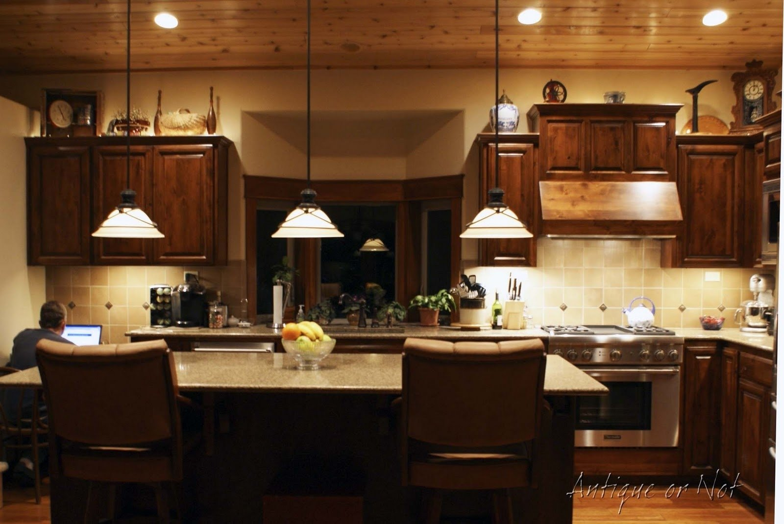 10 Cute Decorating Ideas Above Kitchen Cabinets collection in decorating ideas for above kitchen cabinets home