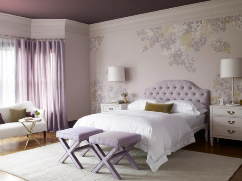 10 Lovely Gray And Purple Bedroom Ideas collection in gray and purple bedroom ideas related to interior 2