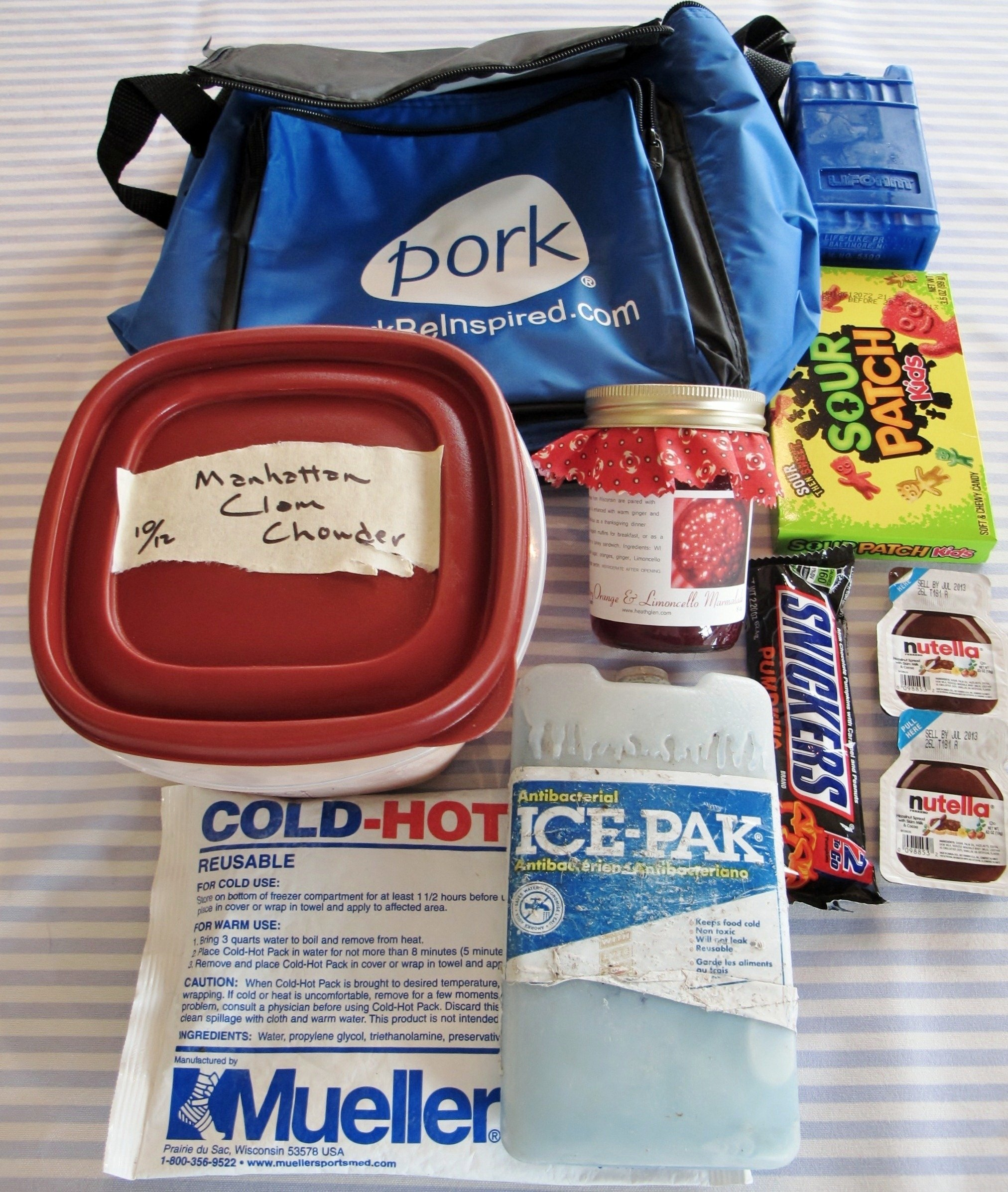10 Fabulous Ideas For College Care Packages college care package for the boy late fall halloween 6