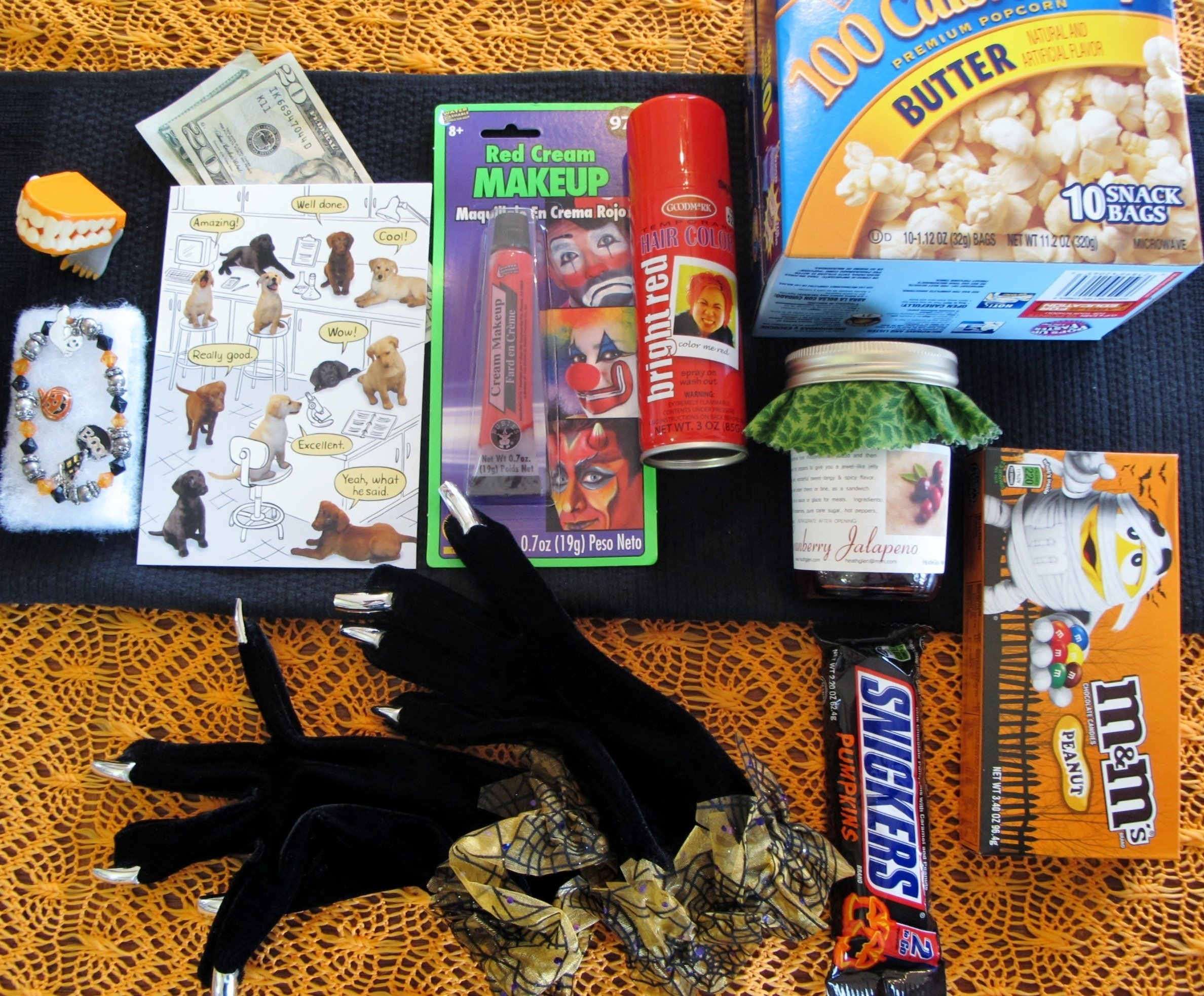 10 Most Recommended Care Package Ideas For College college care package for the girl late fall halloween 2021