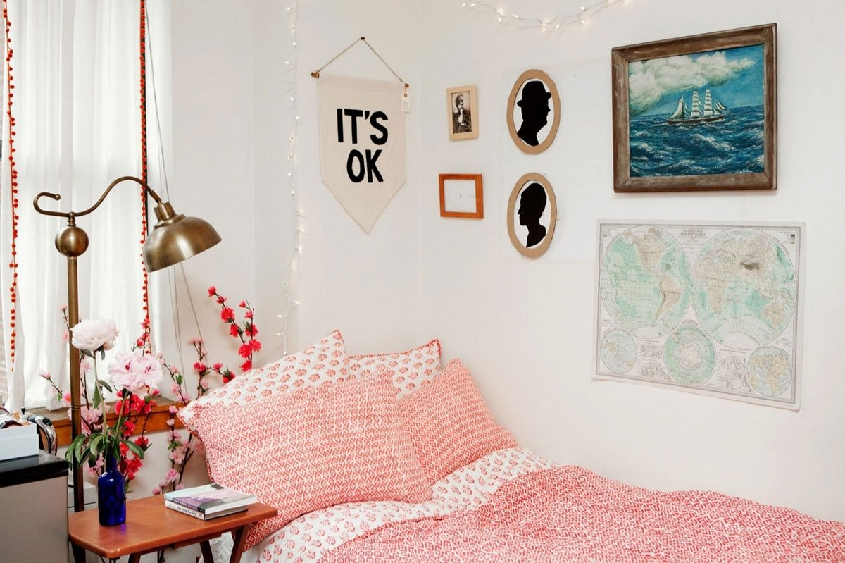 10 Most Popular College Dorm Room Decorating Ideas college dorm decor deboto home design ideas of dorm decor to 2021