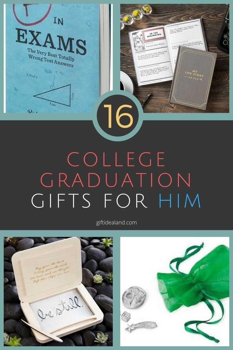 10 Spectacular Graduation Gift Ideas For Guys %name 2020