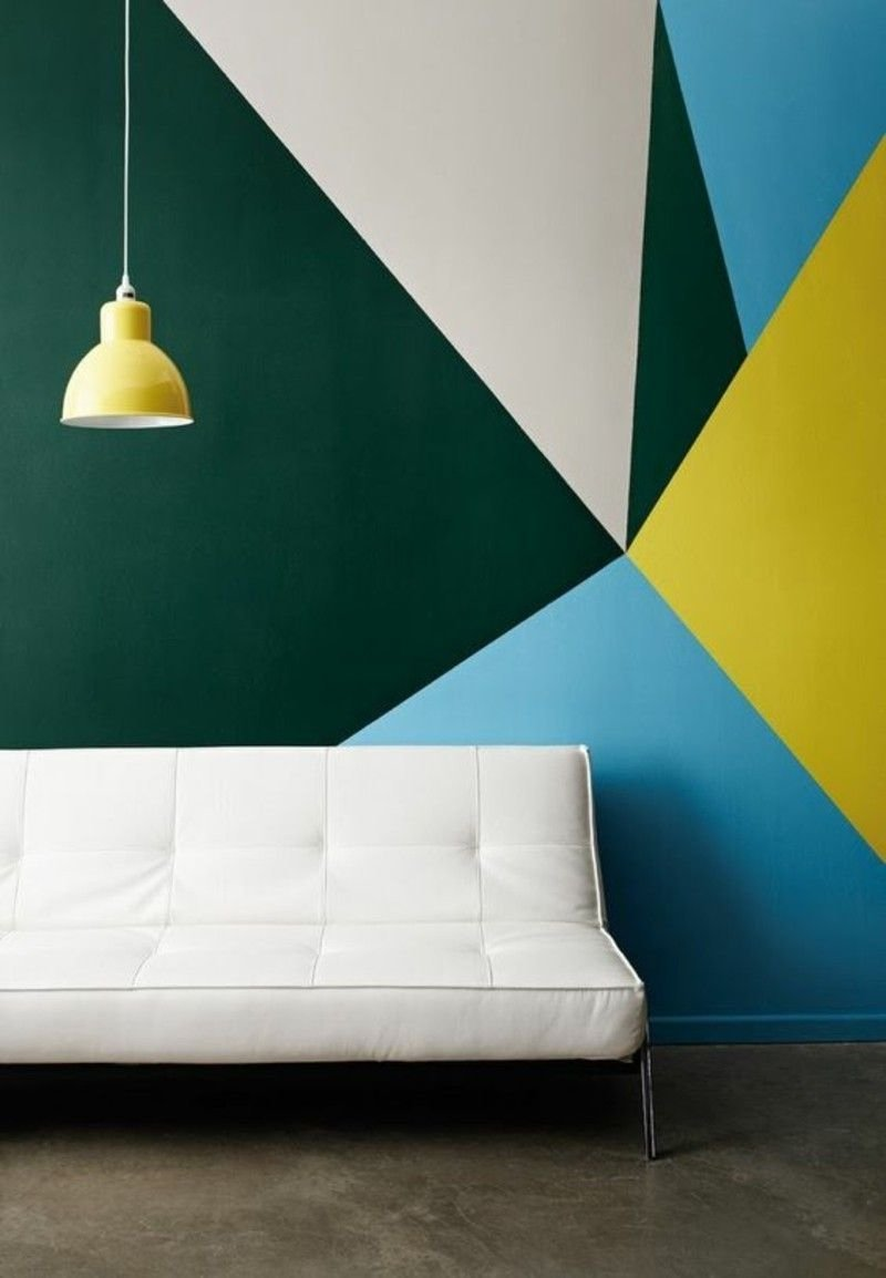 10 Wonderful Creative Painting Ideas For Walls color ideas for creative wall design wall colors combine proyek 2020