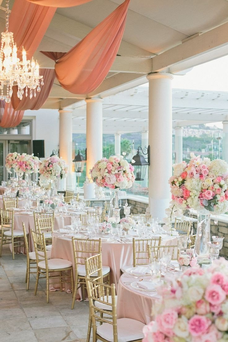 10 Stunning Pink And White Wedding Ideas color stories schemes stupendous pink and white wedding ideas grey 2021
