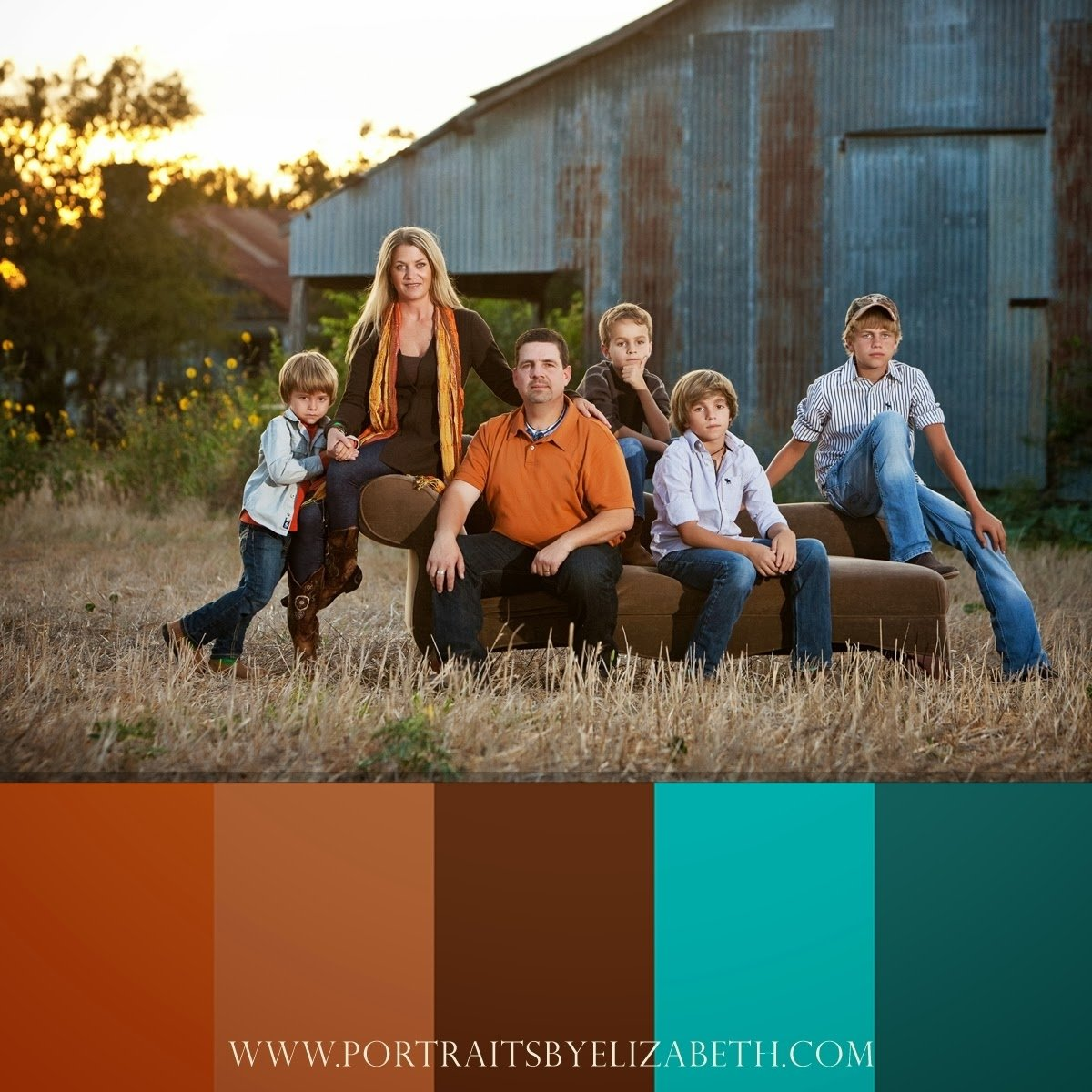 10 Stunning Fall Family Photos Clothing Ideas colorful family picture outfit ideas fall family portrait clothing 3 2020