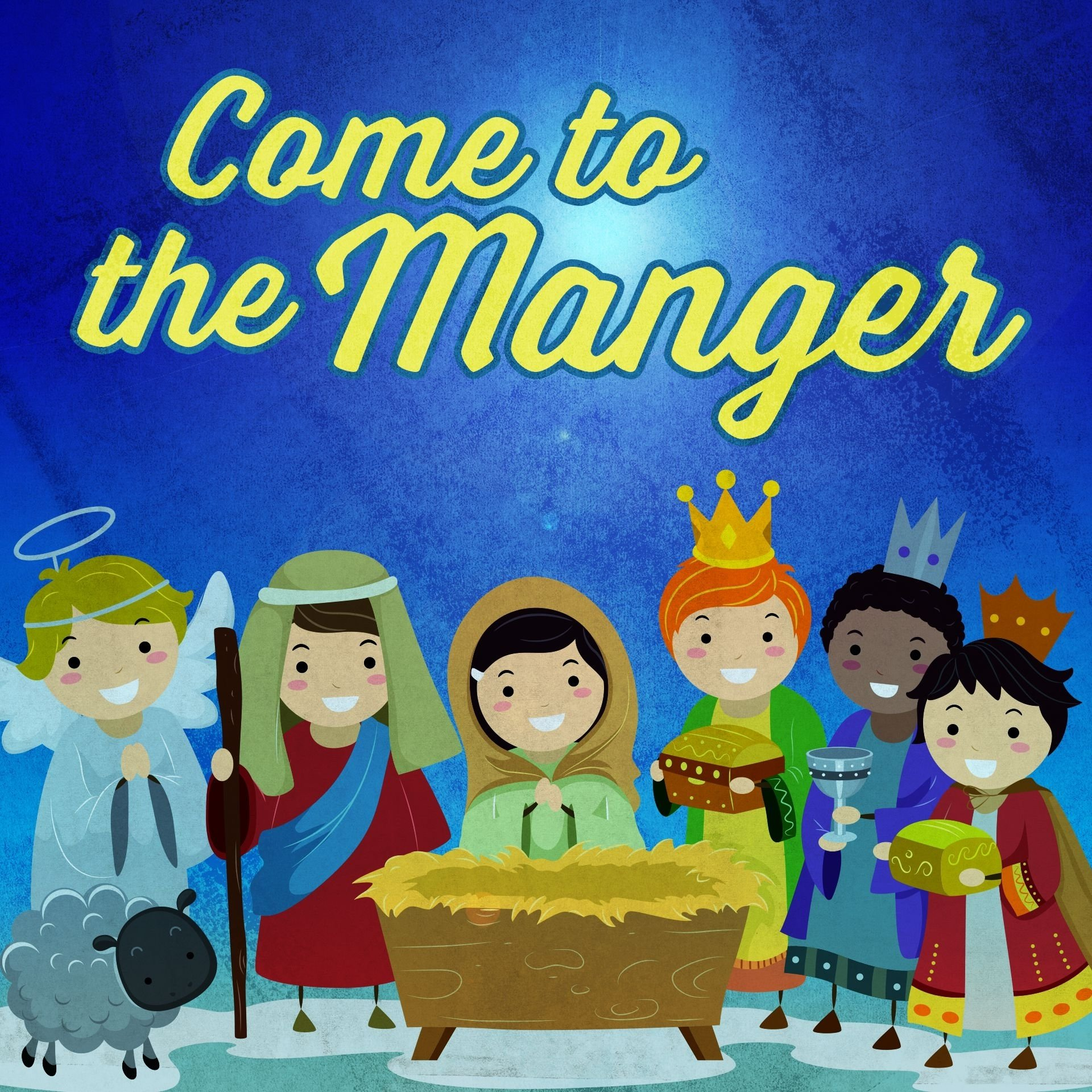 10 Unique Sunday School Christmas Program Ideas come to the manger script sunday school churches and school 2020